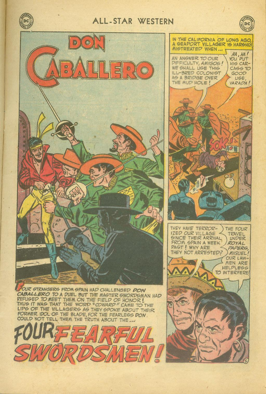Read online All-Star Western (1951) comic -  Issue #65 - 13