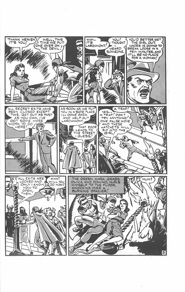 Read online Men of Mystery Comics comic -  Issue #25 - 43