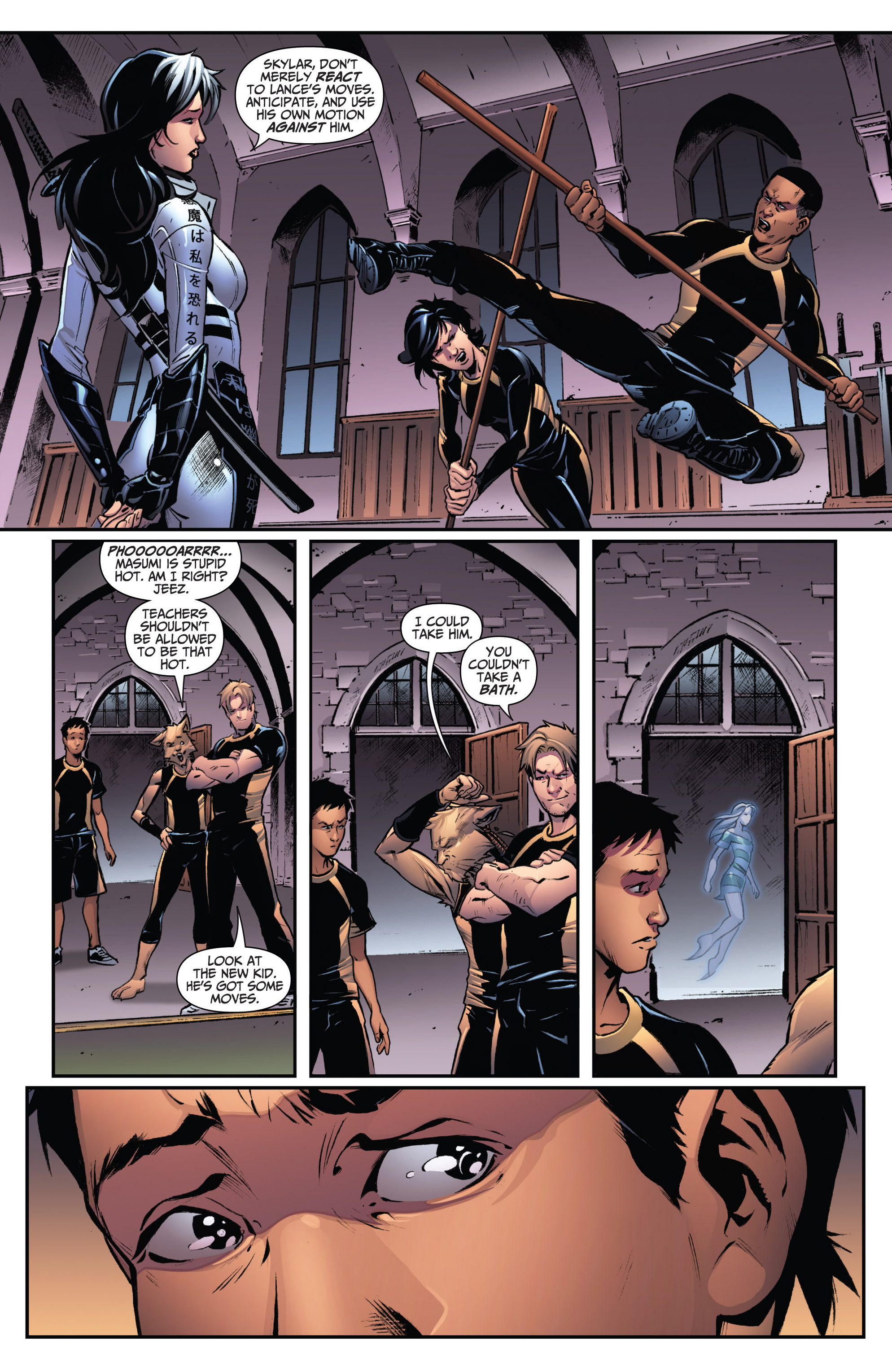 Read online Grimm Fairy Tales: Arcane Acre comic -  Issue # TPB 3 - 18