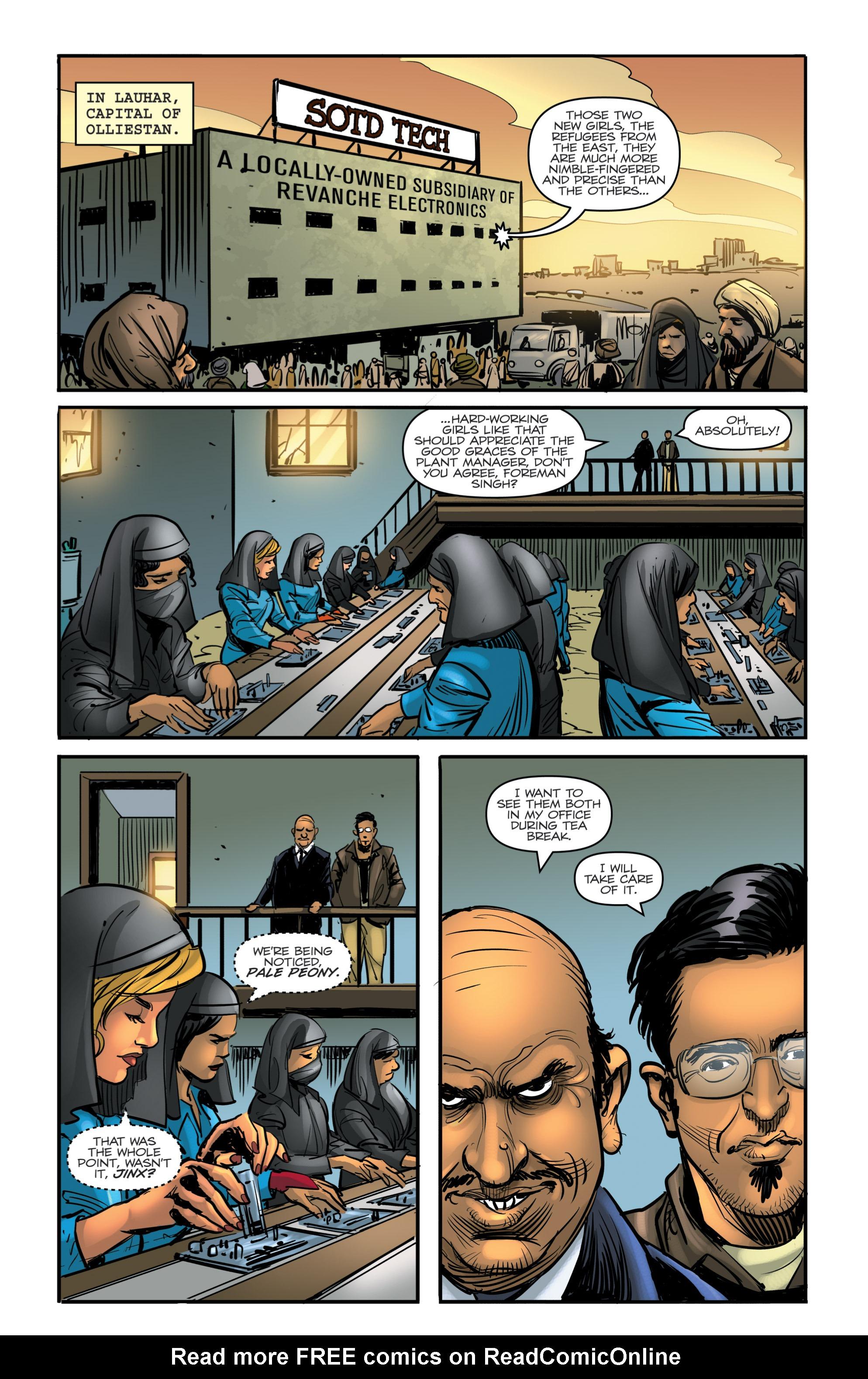 G.I. Joe: A Real American Hero 193 Page 5