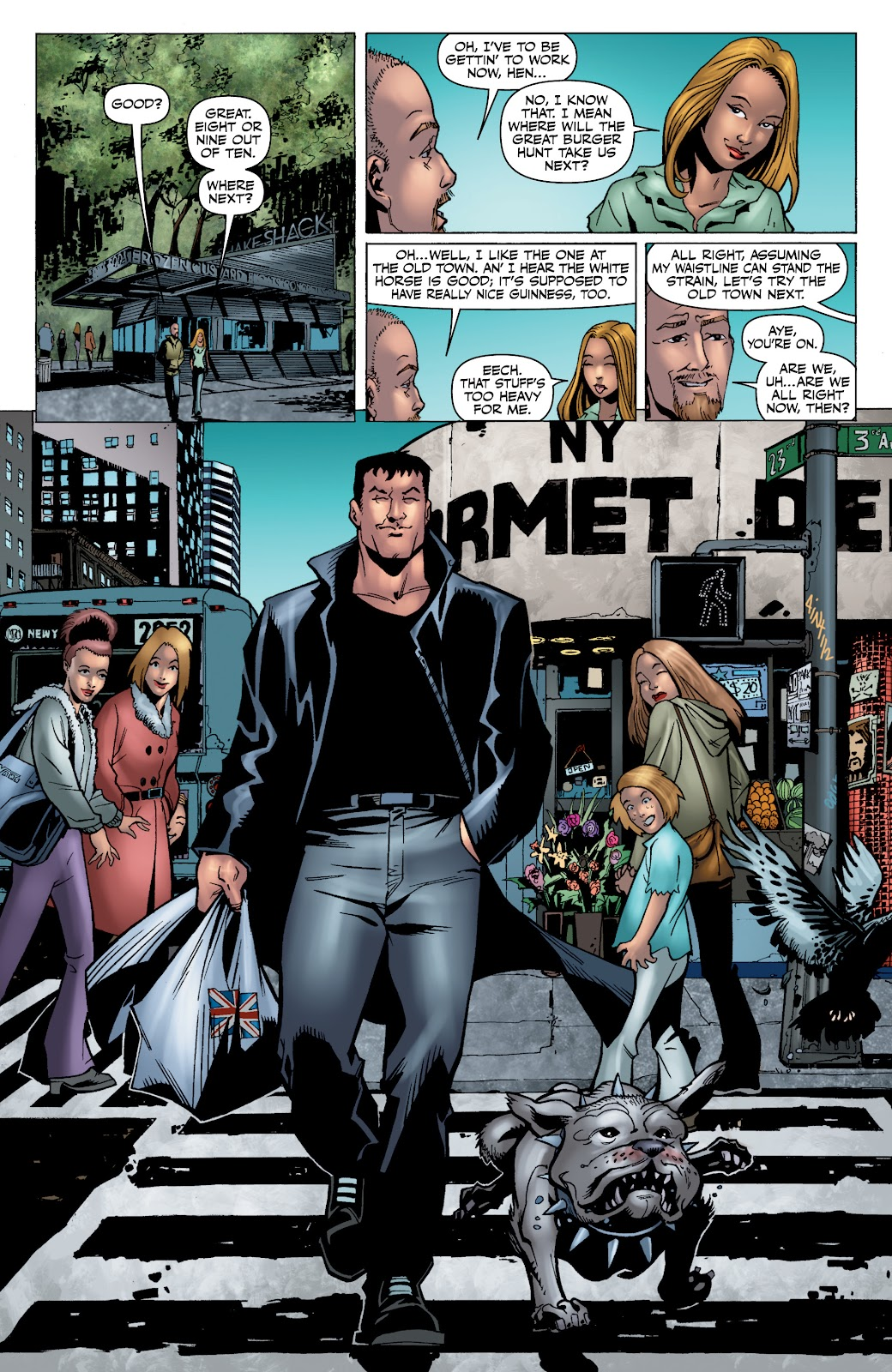 Read online The Boys Omnibus comic -  Issue # TPB 4 (Part 1) - 26