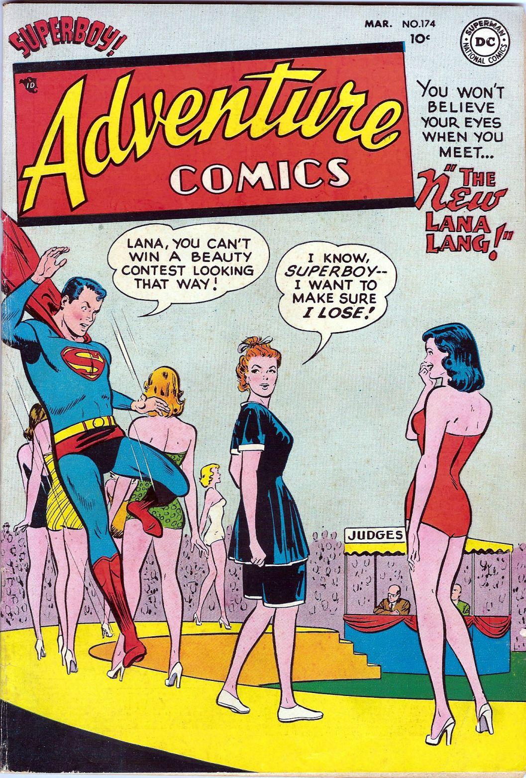Read online Adventure Comics (1938) comic -  Issue #174 - 1