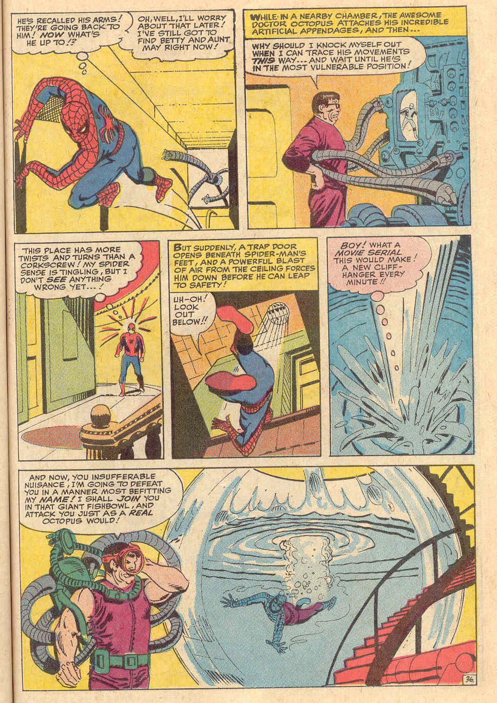 The Amazing Spider-Man (1963) _Annual_6 Page 36
