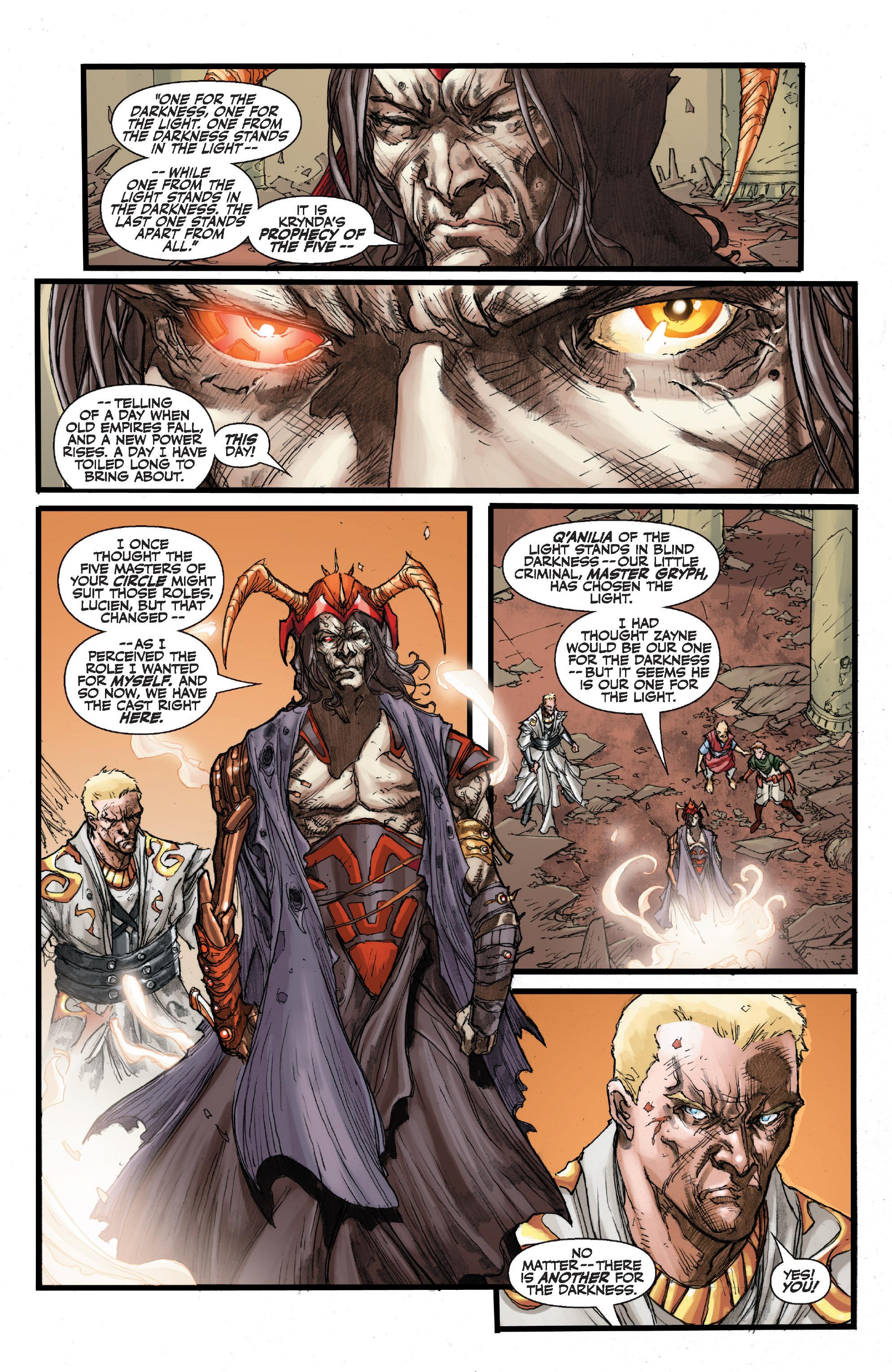 Read online Star Wars Omnibus comic -  Issue # Vol. 32 - 356