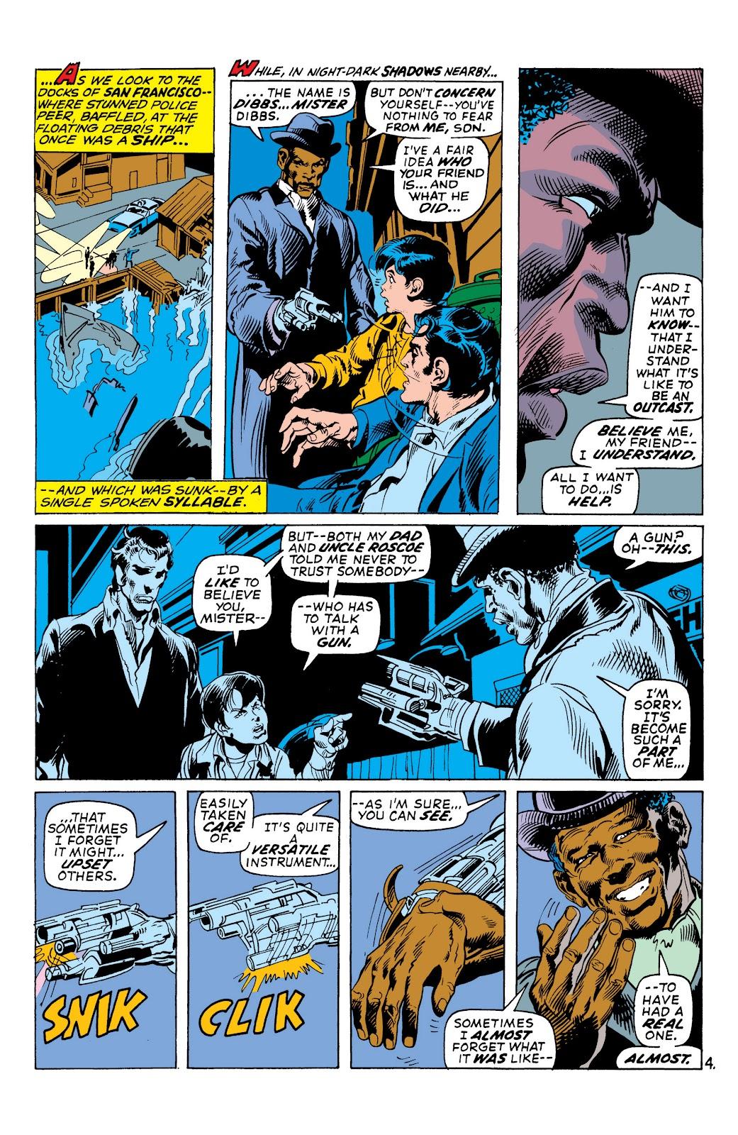 Read online Marvel Masterworks: The Inhumans comic -  Issue # TPB 1 (Part 2) - 39