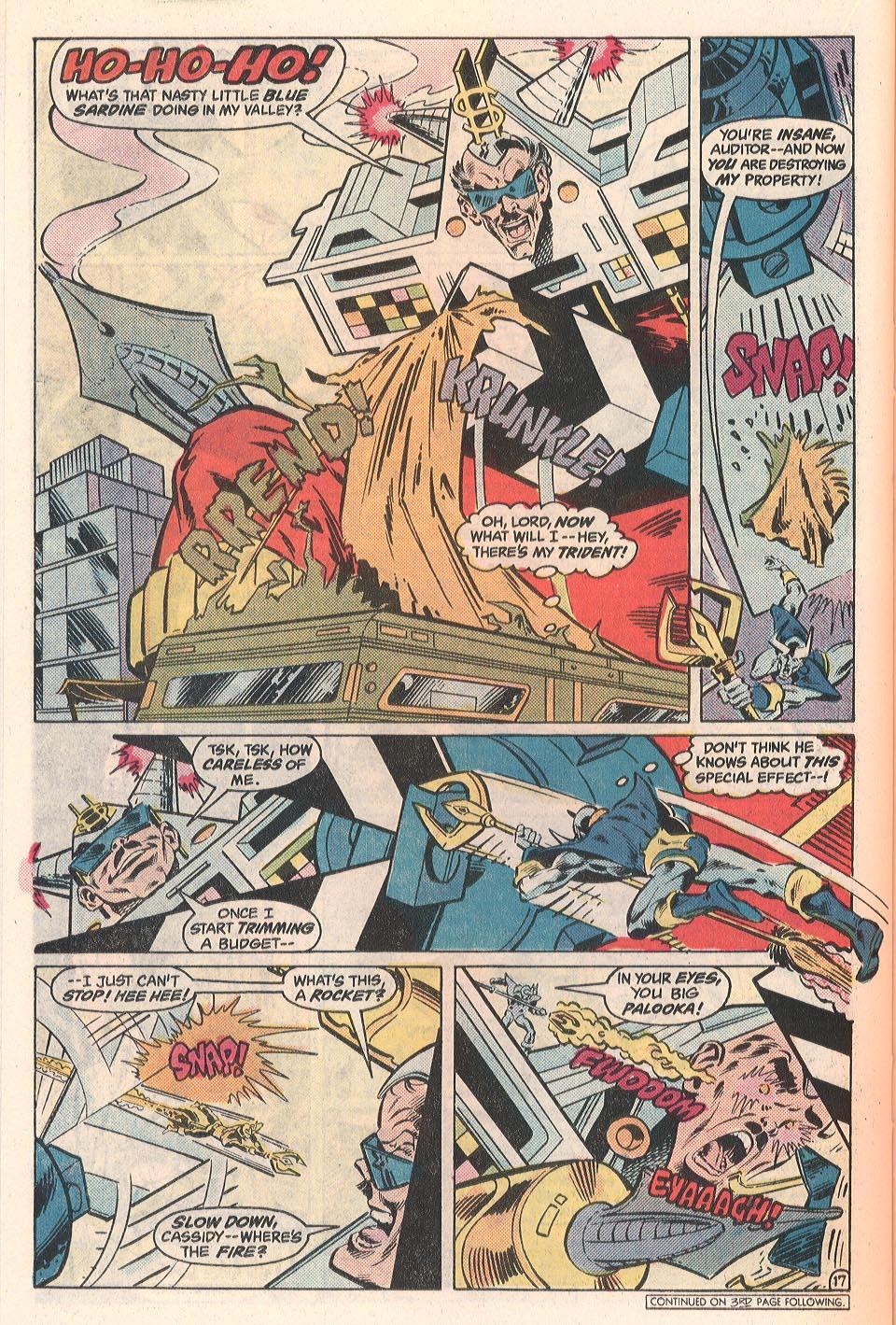 Blue Devil 11 Page 18