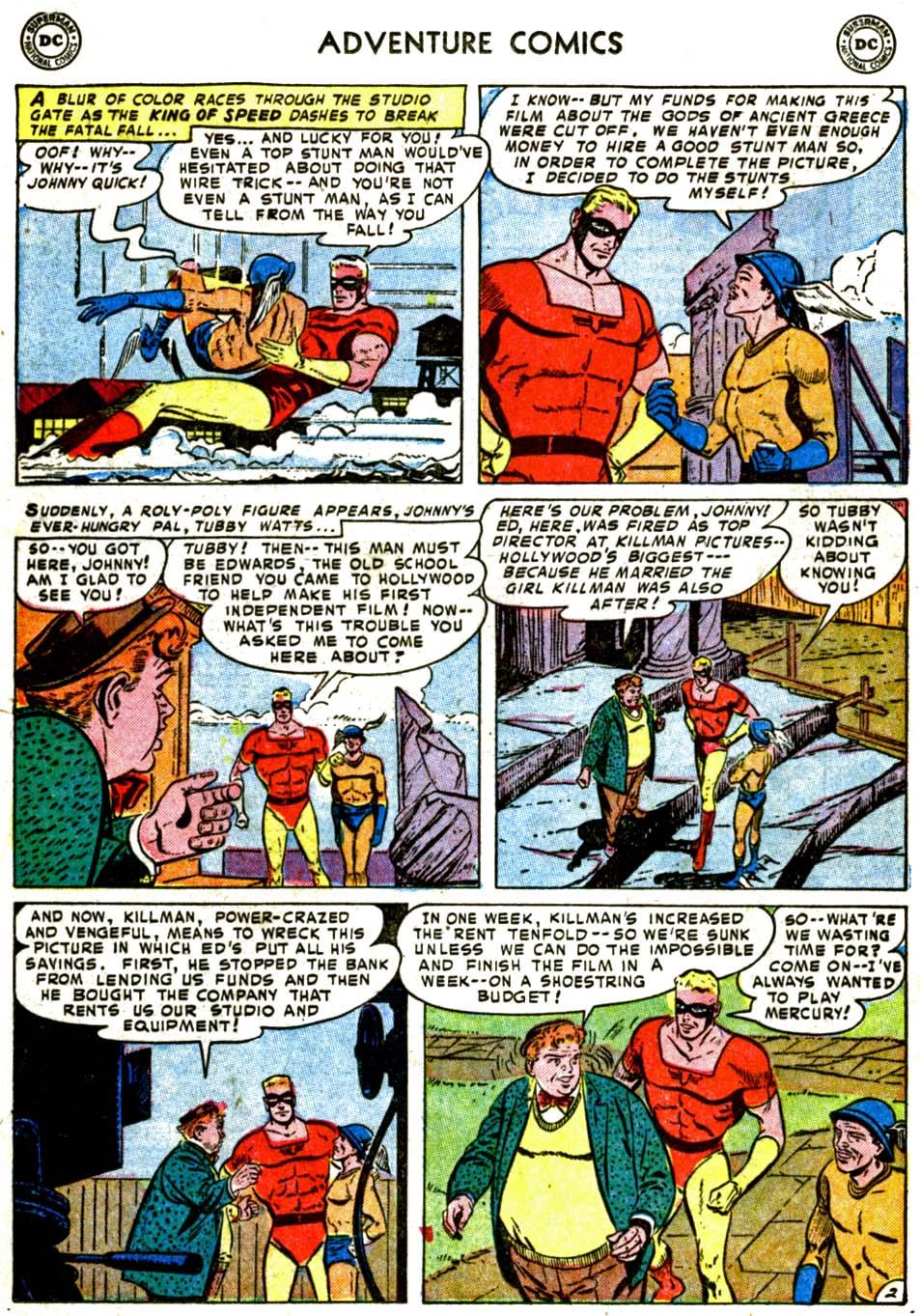 Read online Adventure Comics (1938) comic -  Issue #184 - 26