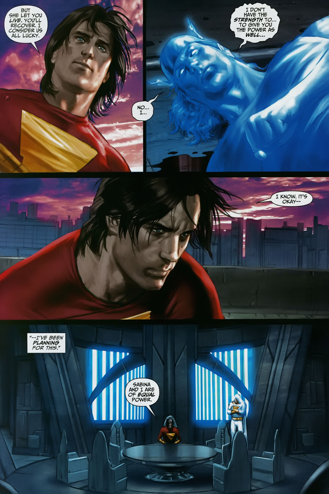 Read online Trials of Shazam comic -  Issue #11 - 20