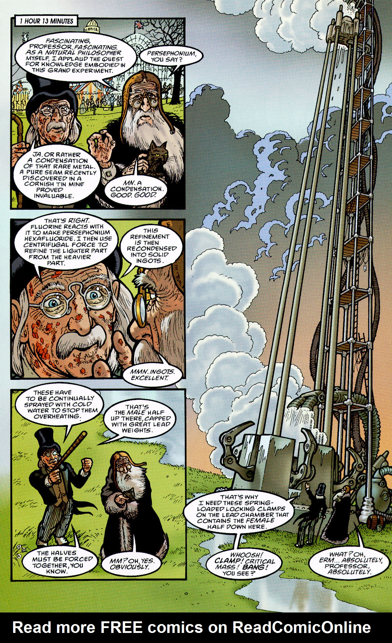 Read online Heart of Empire comic -  Issue #7 - 23