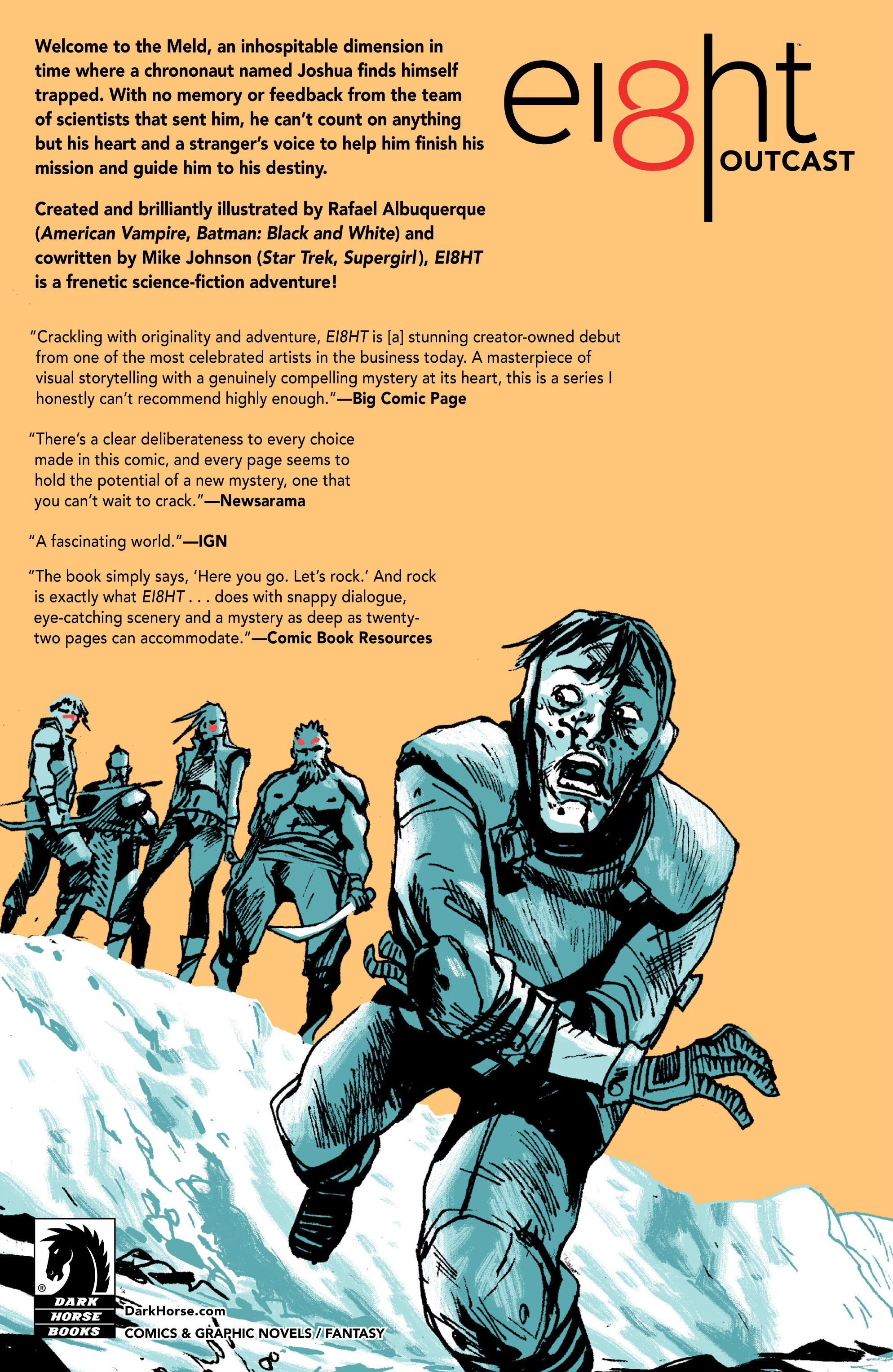 Read online Ei8ht comic -  Issue # TPB - 128