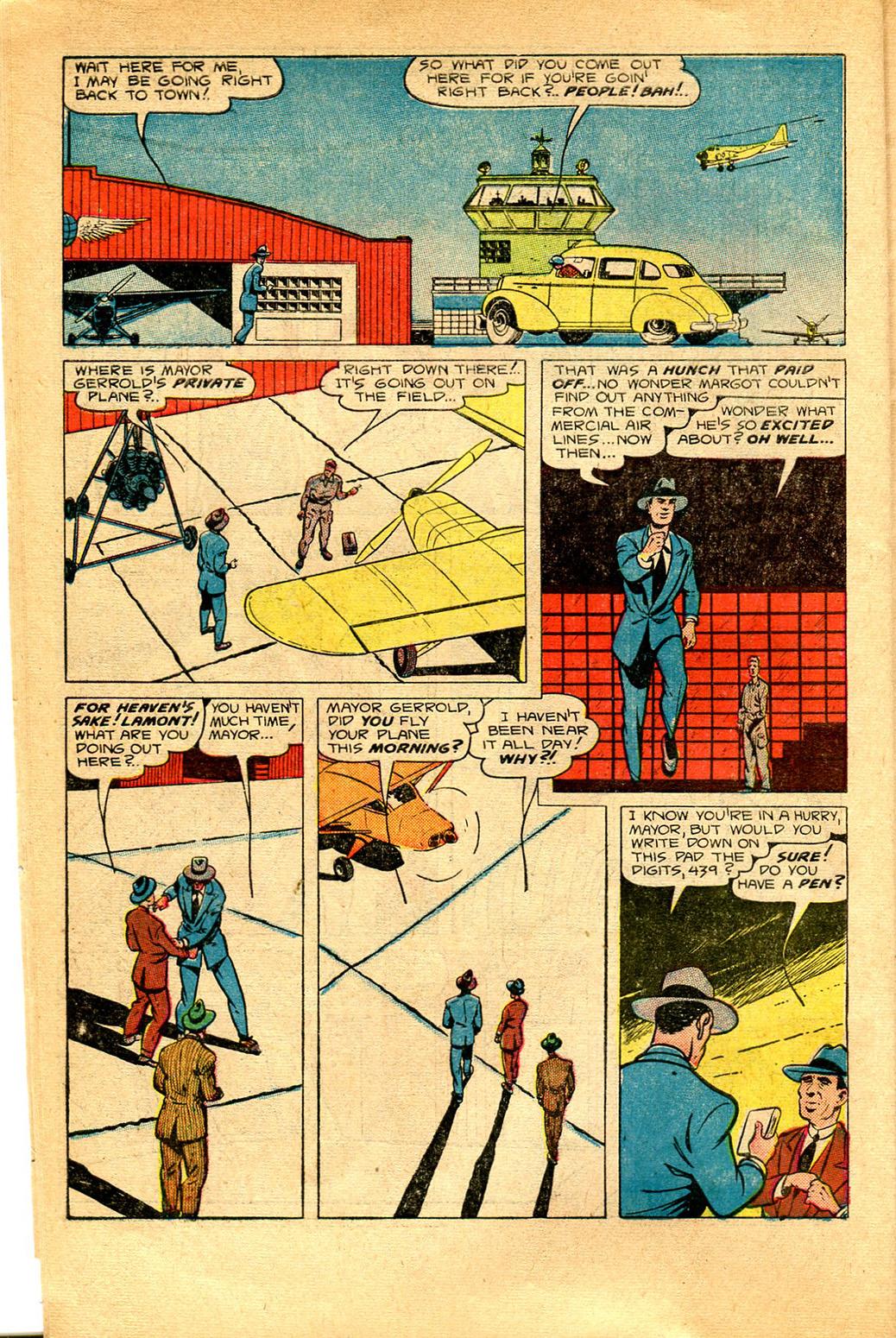 Read online Shadow Comics comic -  Issue #97 - 14