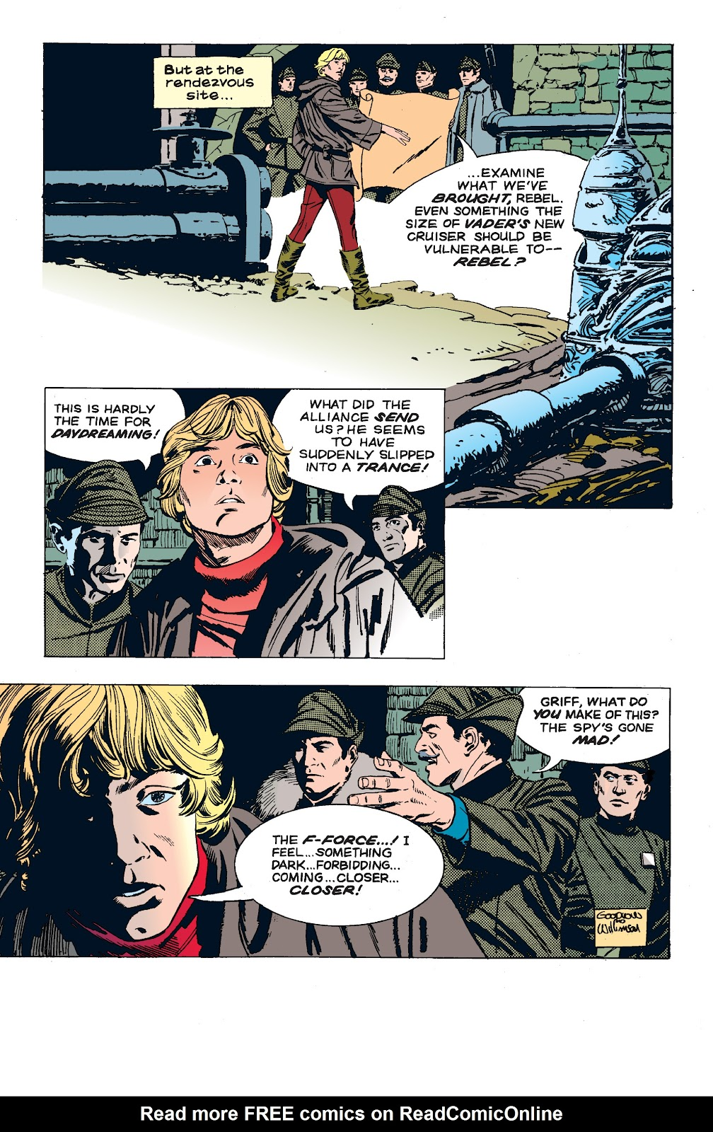 Read online Star Wars Legends: The Newspaper Strips - Epic Collection comic -  Issue # TPB (Part 5) - 63