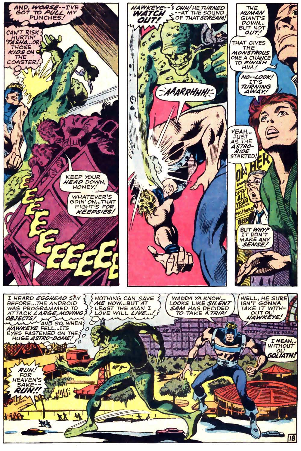 The Avengers (1963) 63 Page 18
