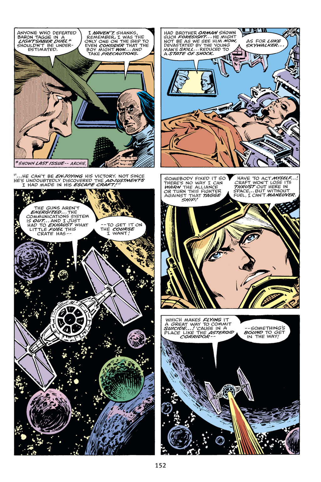 Read online Star Wars Omnibus comic -  Issue # Vol. 14 - 151