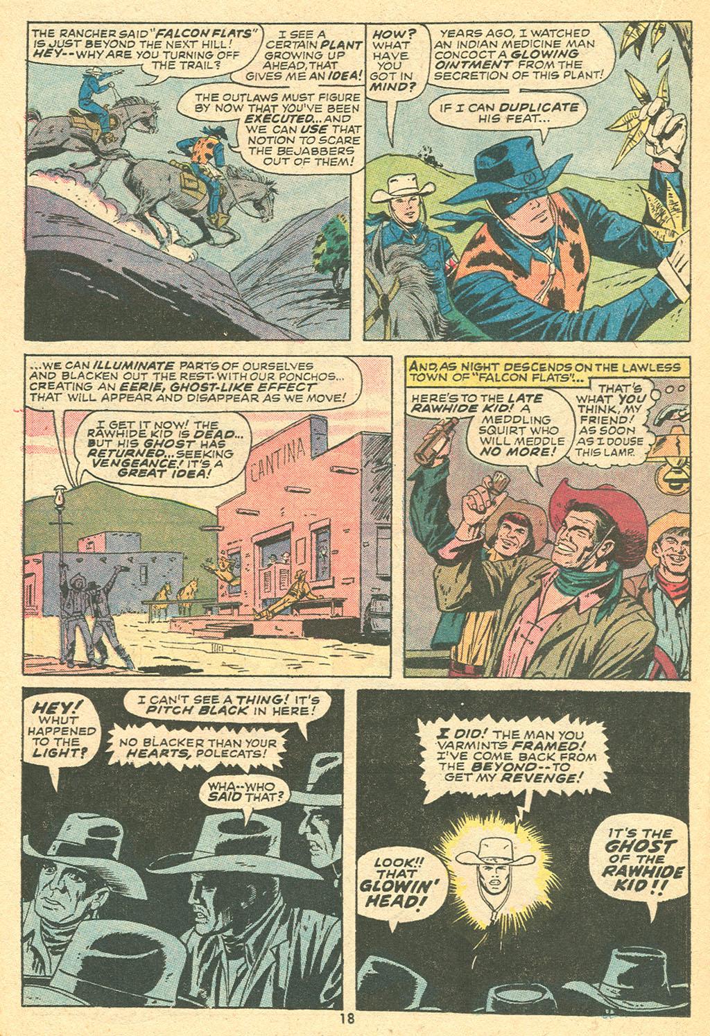 Read online Two-Gun Kid comic -  Issue #108 - 19
