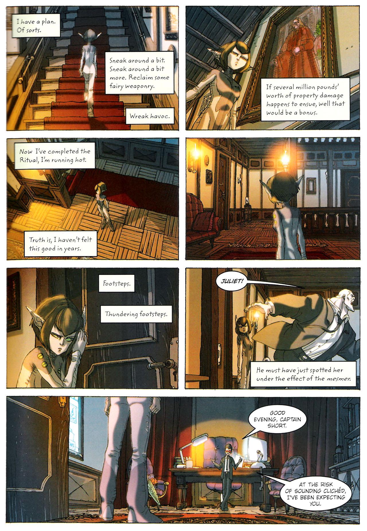 Read online Artemis Fowl: The Graphic Novel comic -  Issue #Artemis Fowl: The Graphic Novel Full - 88