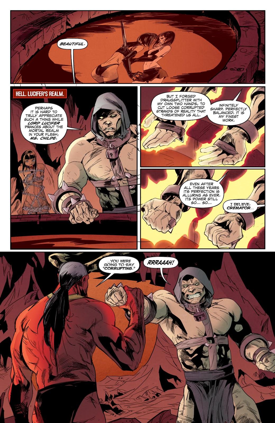 Read online Hack/Slash vs. Chaos comic -  Issue #3 - 19