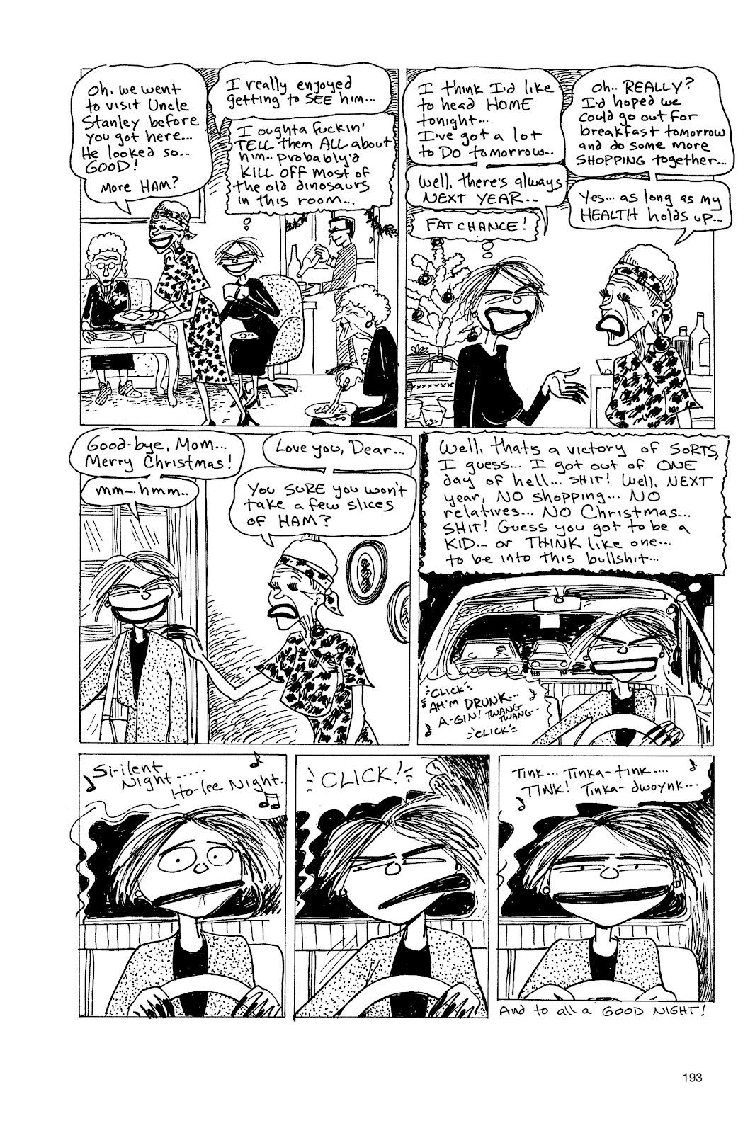 Read online Life's a Bitch: The Complete Bitchy Bitch Stories comic -  Issue # TPB (Part 2) - 89