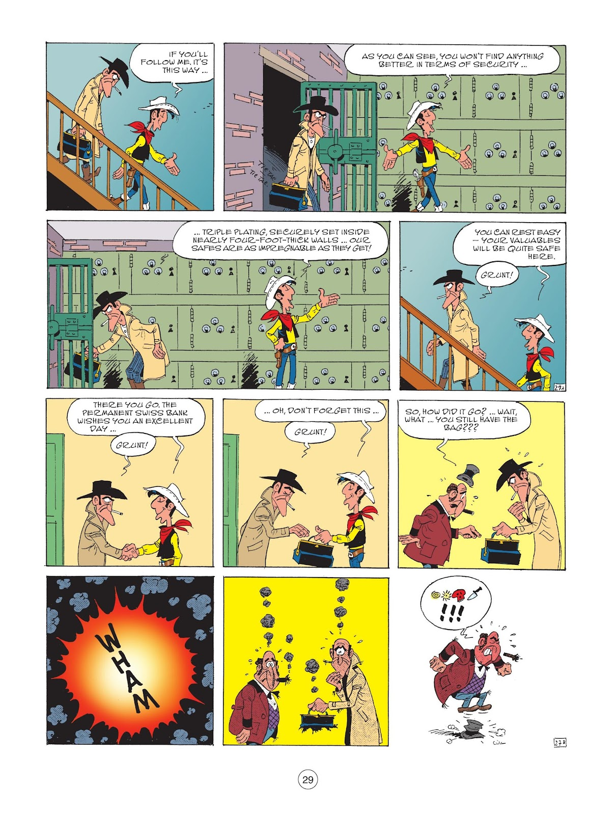 A Lucky Luke Adventure issue 72 - Page 31