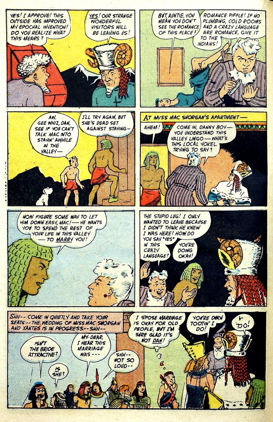 Read online Famous Funnies comic -  Issue #187 - 20