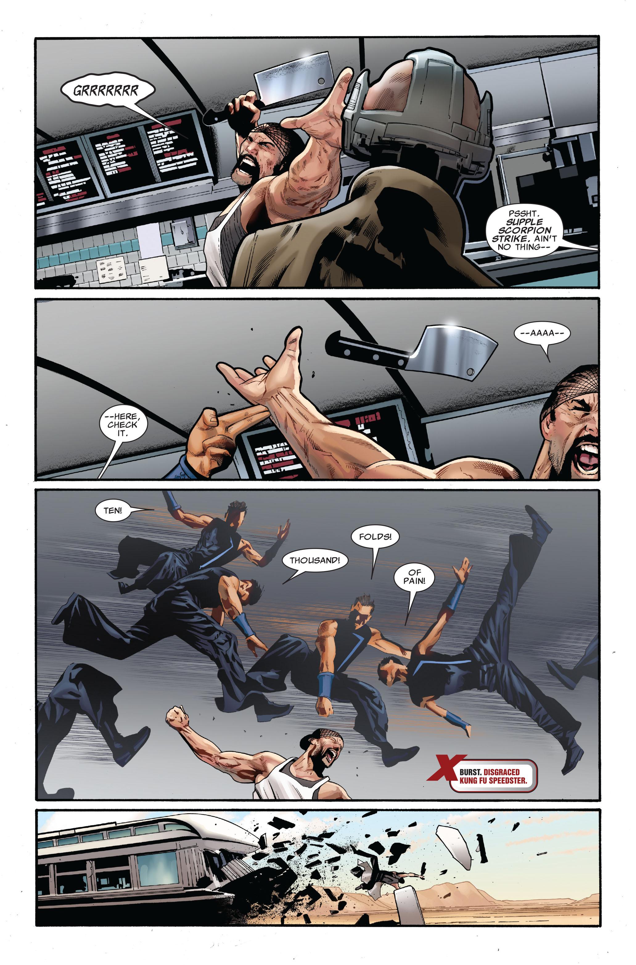 Read online Uncanny X-Men (1963) comic -  Issue #515 - 5