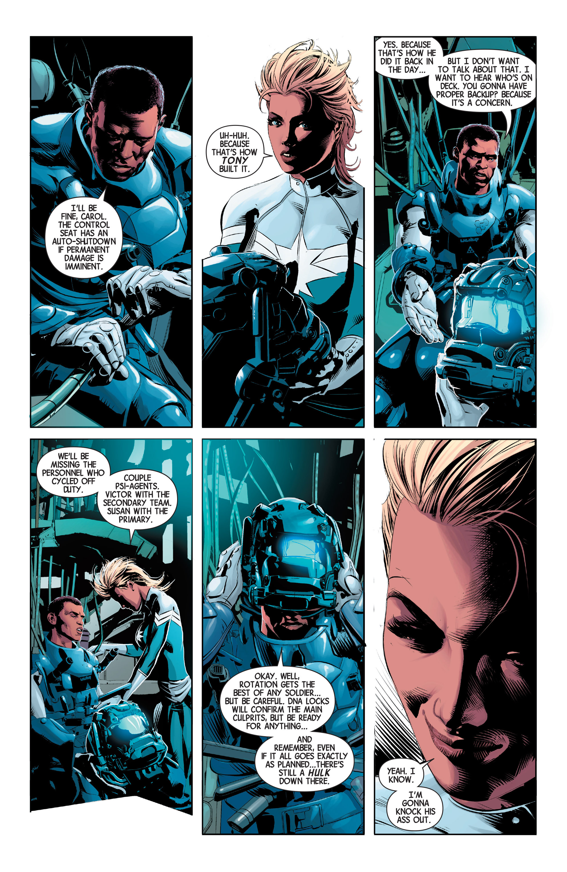 Read online Avengers (2013) comic -  Issue #39 - 12