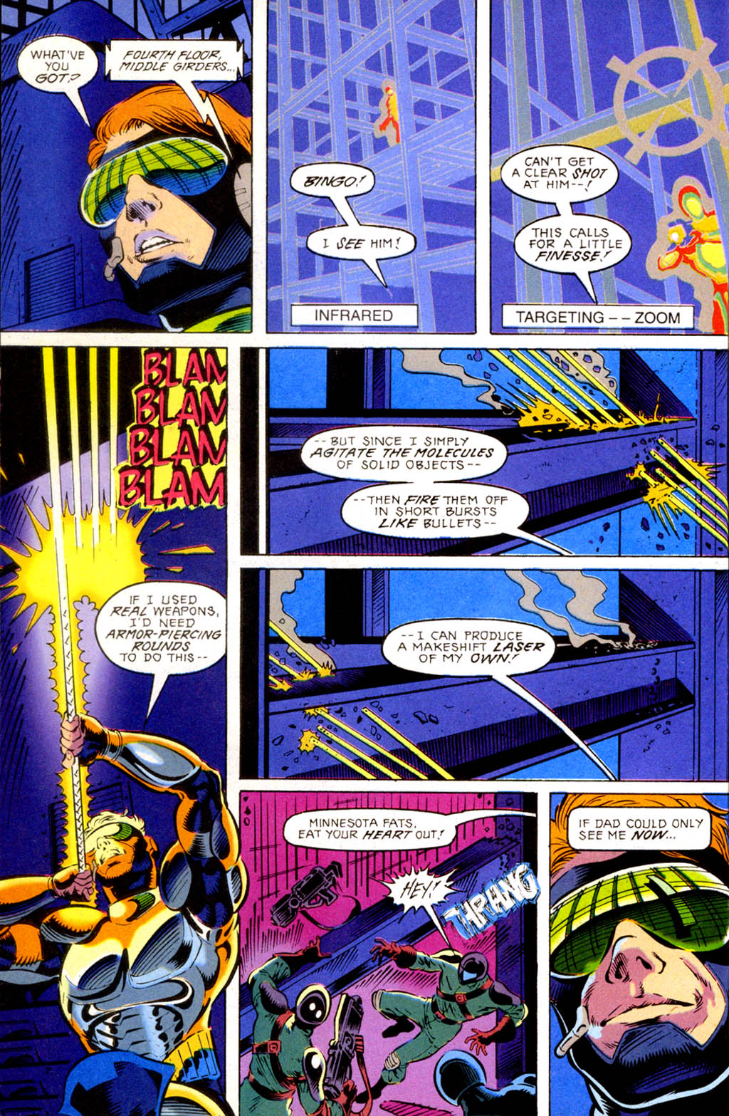 Read online Gunfire comic -  Issue #1 - 10