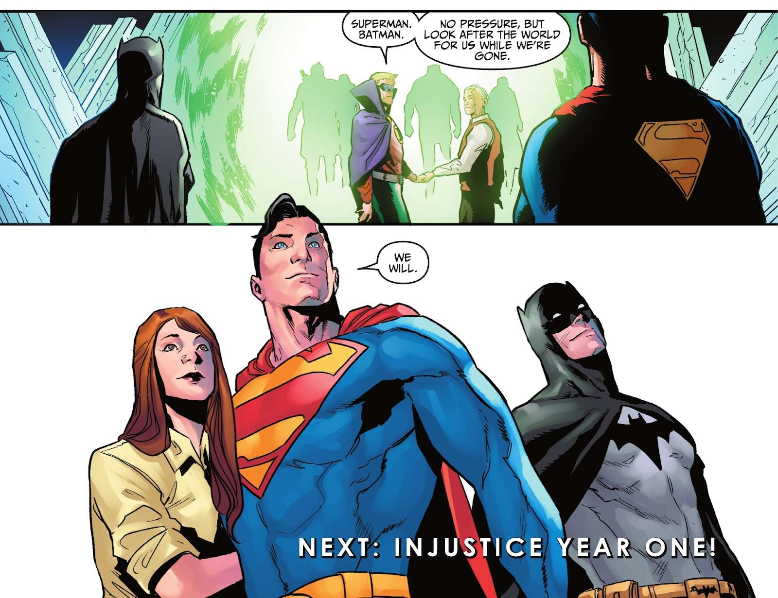 Injustice: Year Zero issue 14 - Page 22