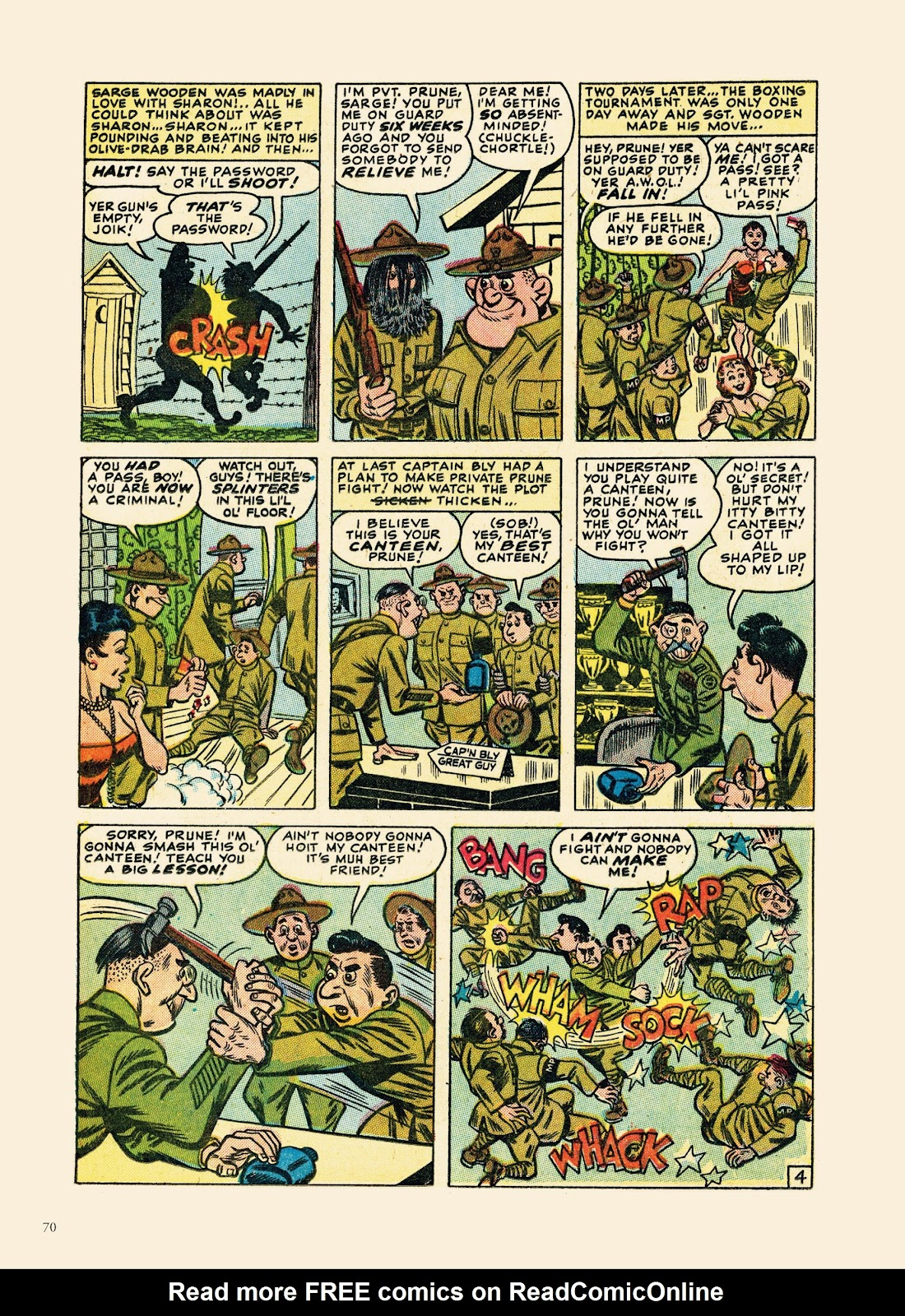 Read online Sincerest Form of Parody: The Best 1950s MAD-Inspired Satirical Comics comic -  Issue # TPB (Part 1) - 71