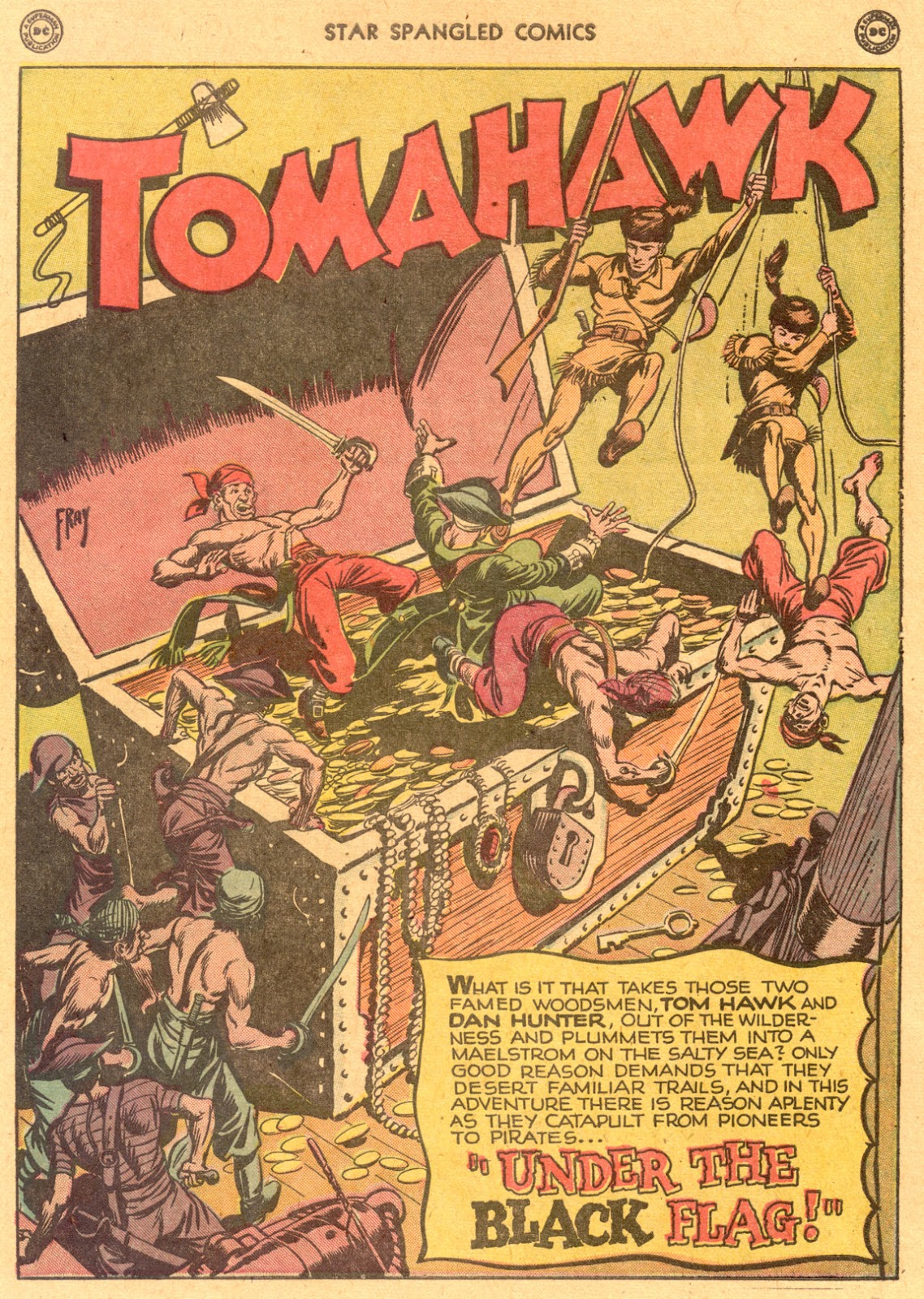 Star Spangled Comics (1941) issue 80 - Page 38