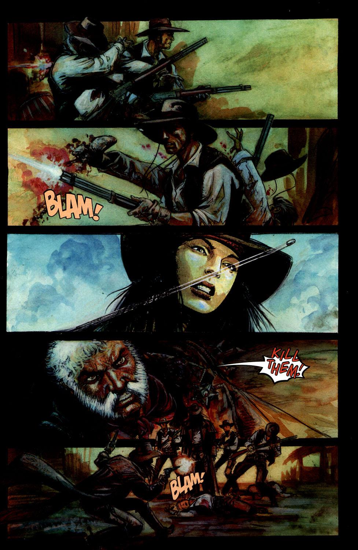 Read online Apache Skies comic -  Issue #2 - 4