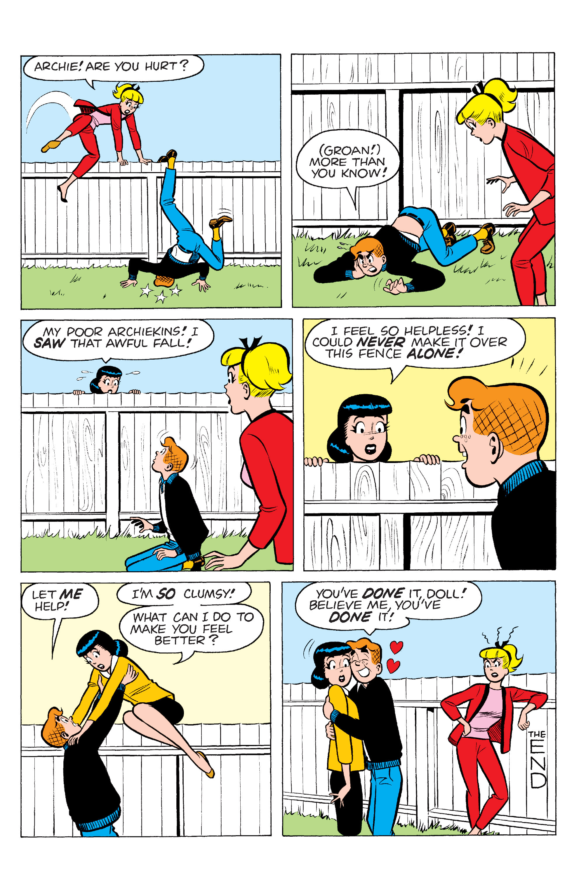 Read online Archie (2015) comic -  Issue #10 - 31