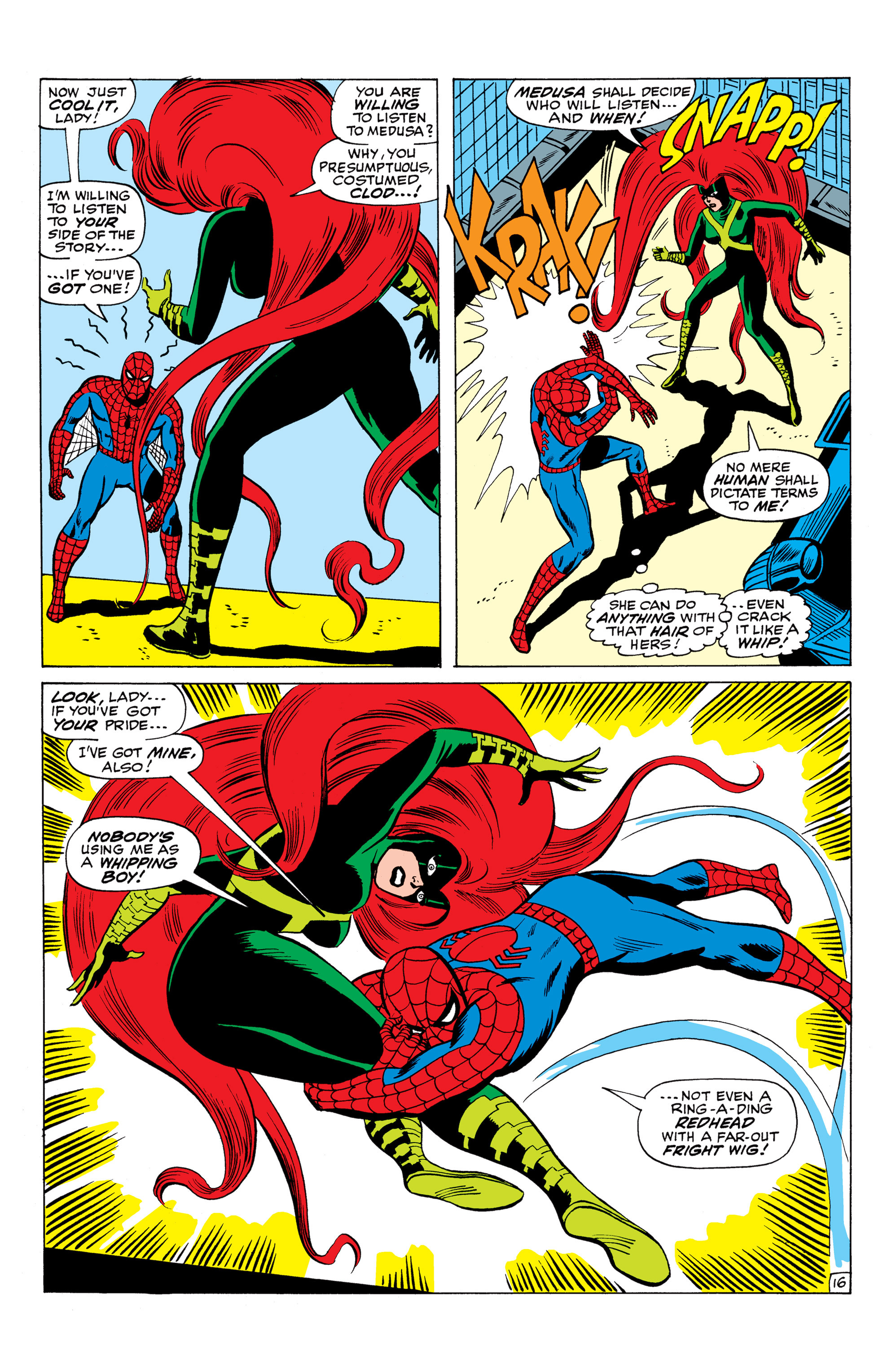 The Amazing Spider-Man (1963) 62 Page 16