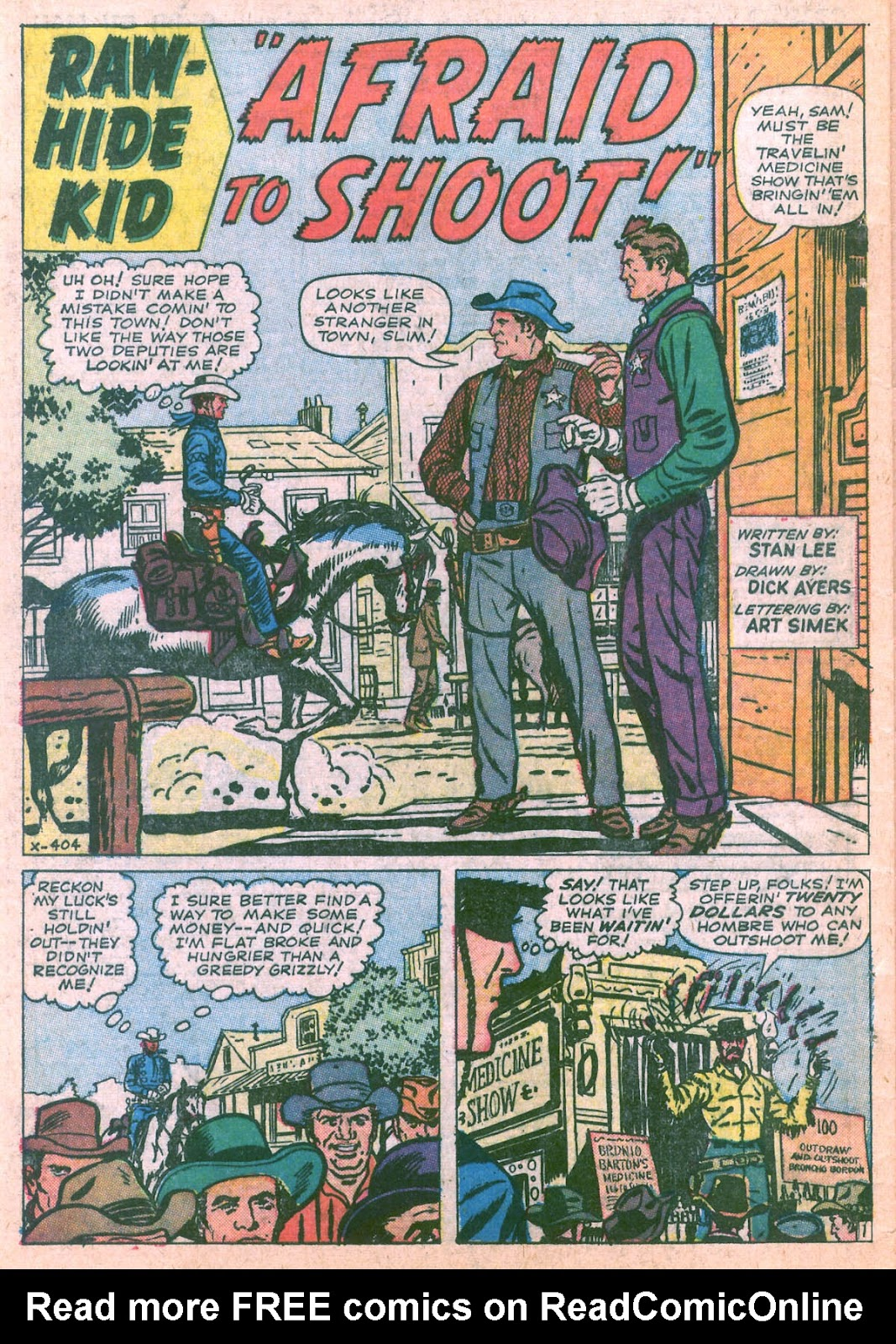 The Rawhide Kid (1955) issue 36 - Page 28