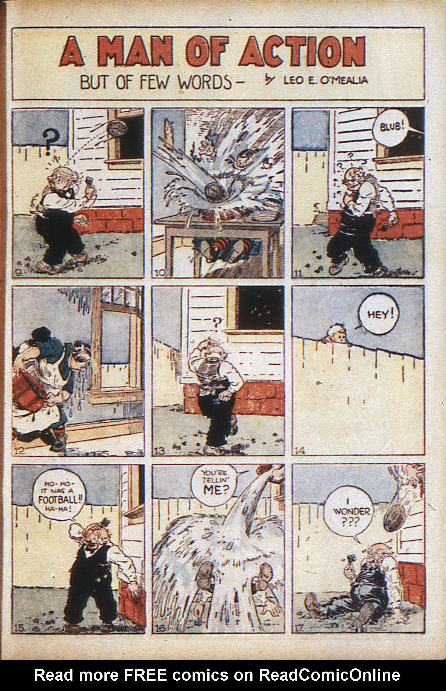 Read online Adventure Comics (1938) comic -  Issue #10 - 28