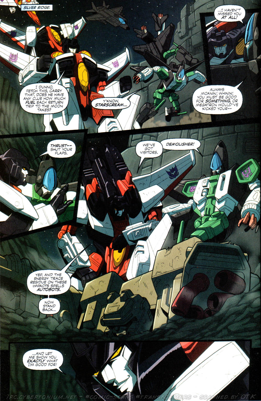 Read online Transformers Armada comic -  Issue #10 - 10