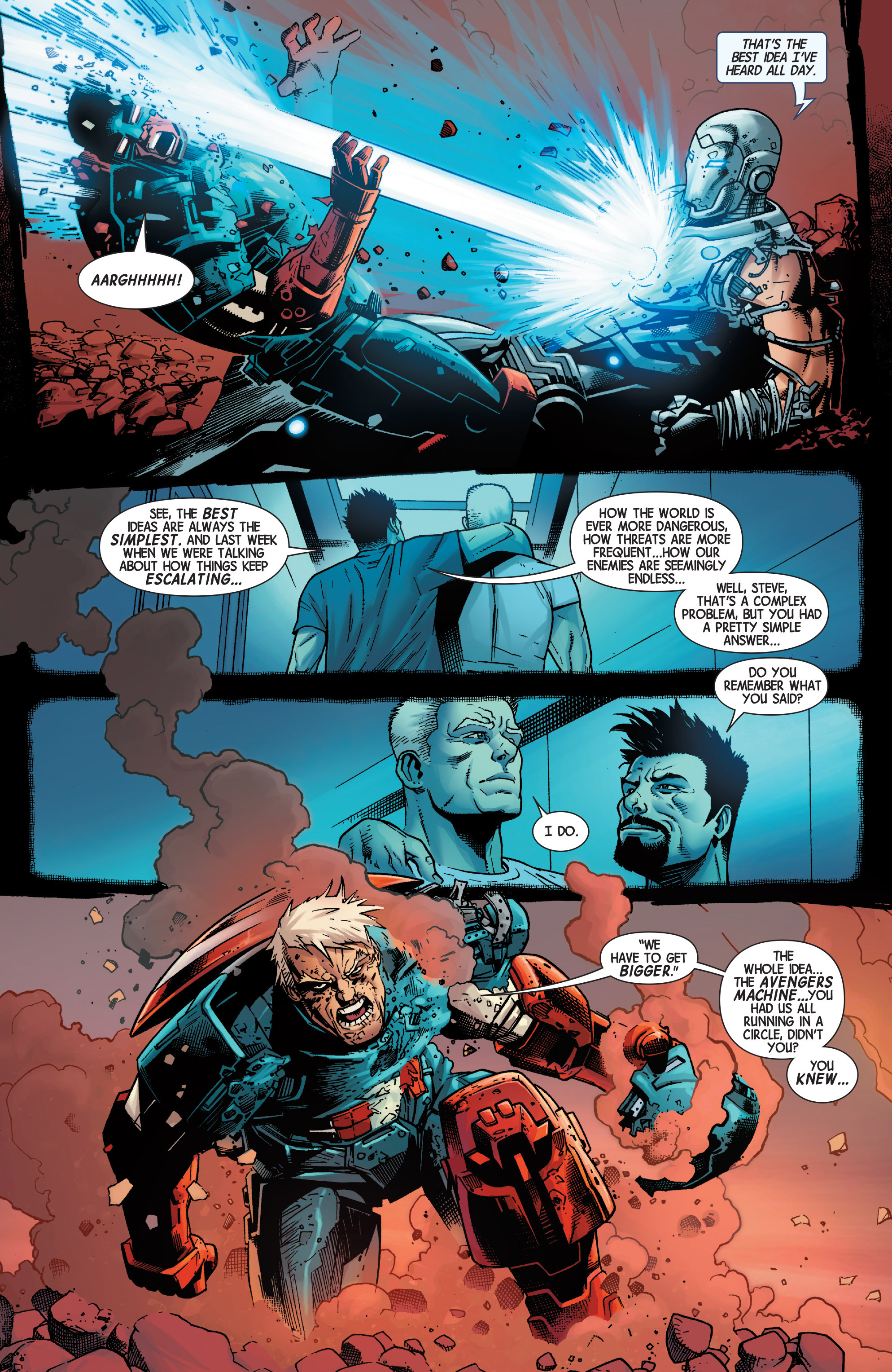 Read online Avengers (2013) comic -  Issue #44 - 36