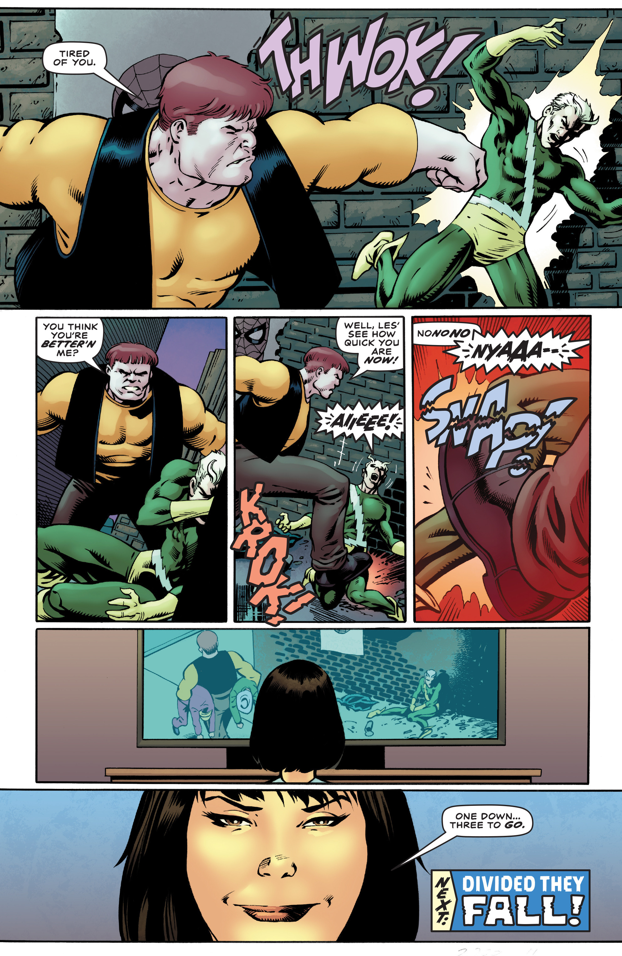 Read online Avengers (2016) comic -  Issue #3.1 - 22