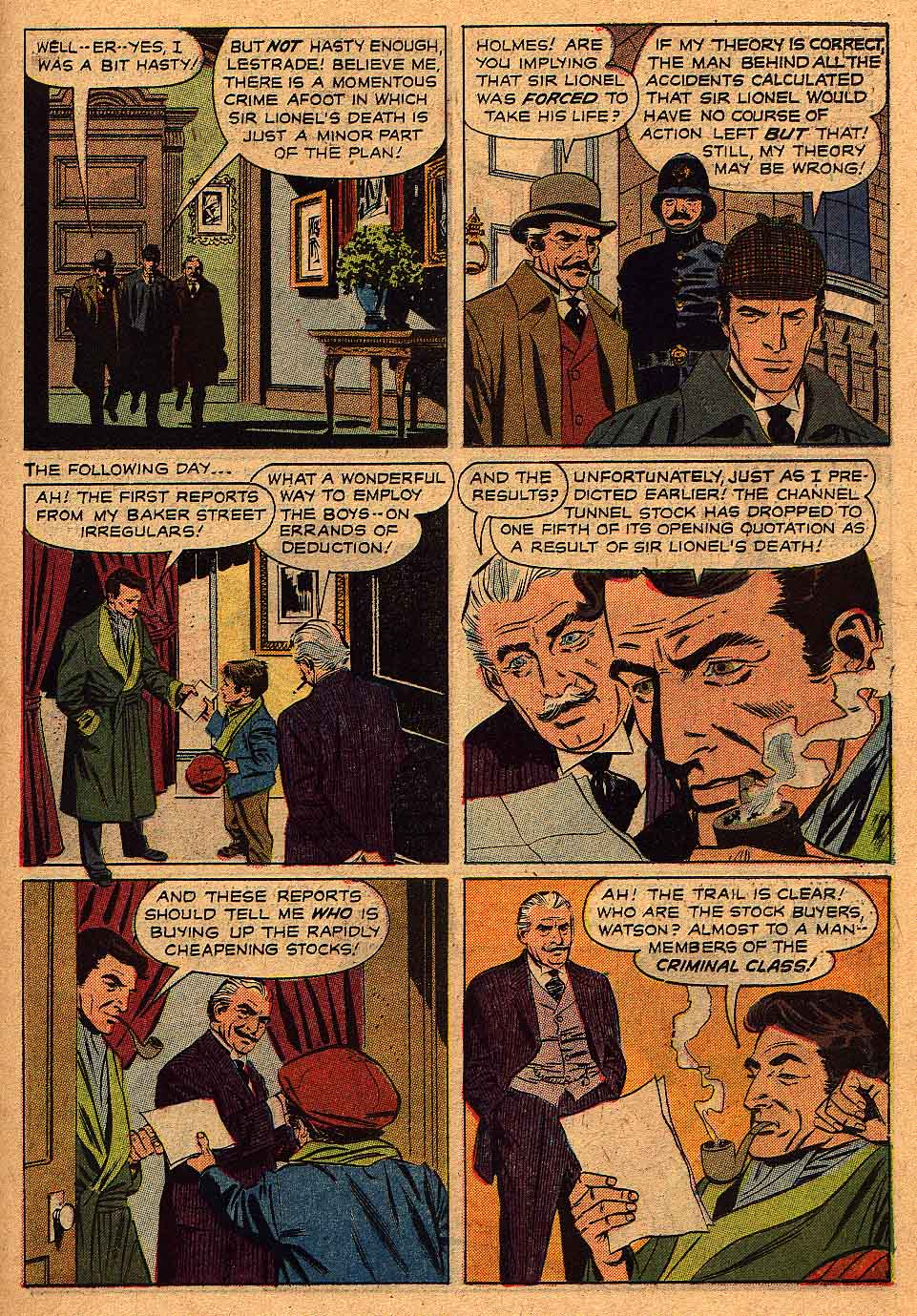 Four Color Comics issue 1169 - Page 23