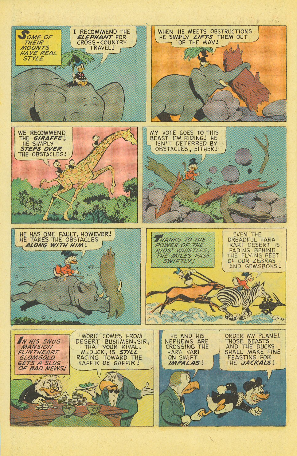 Read online Uncle Scrooge (1953) comic -  Issue #127 - 22