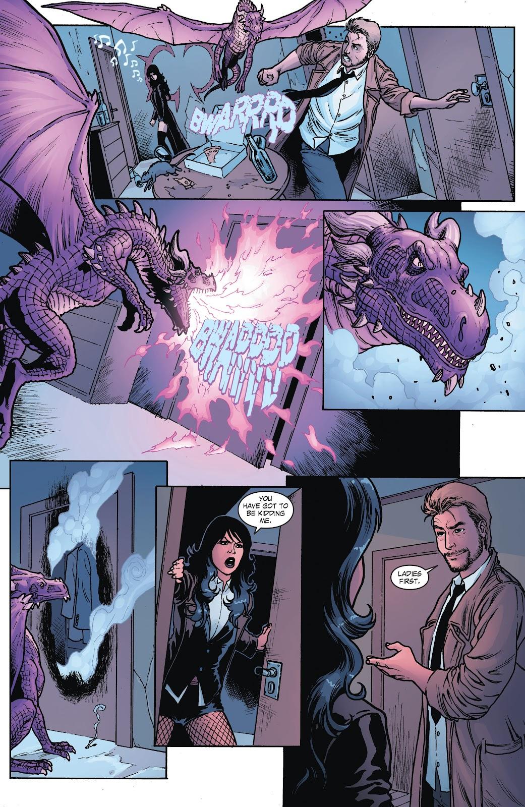 Read online Smallville Season 11 [II] comic -  Issue # TPB 8 - 25