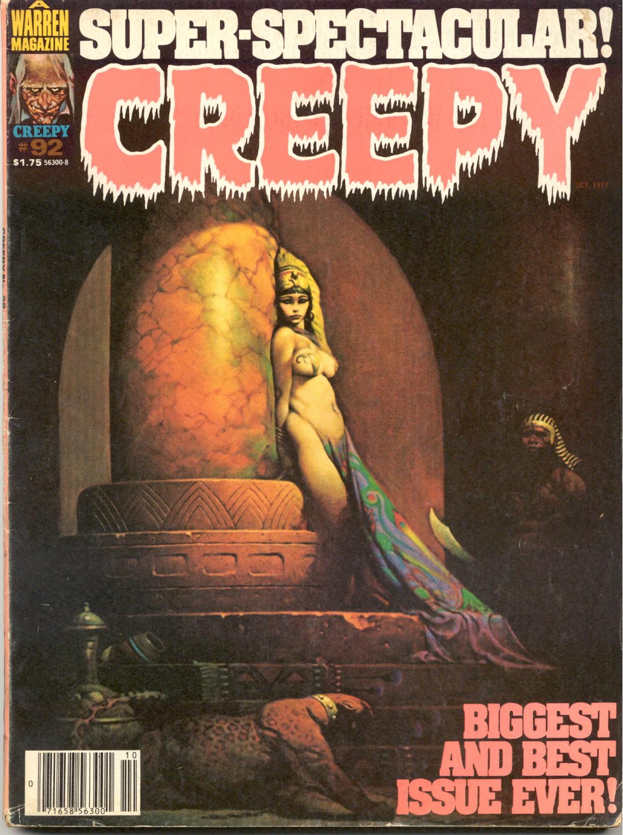 Creepy (1964) 92 Page 1