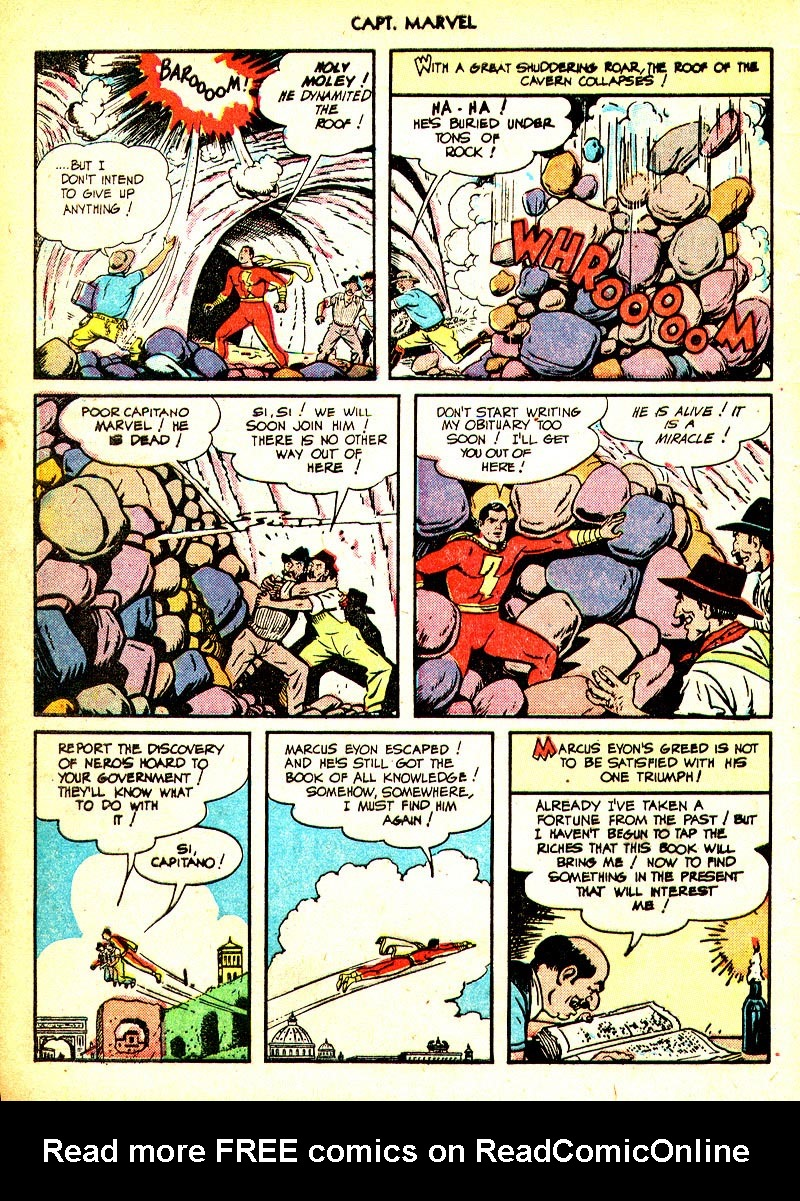 Captain Marvel Adventures issue 93 - Page 8