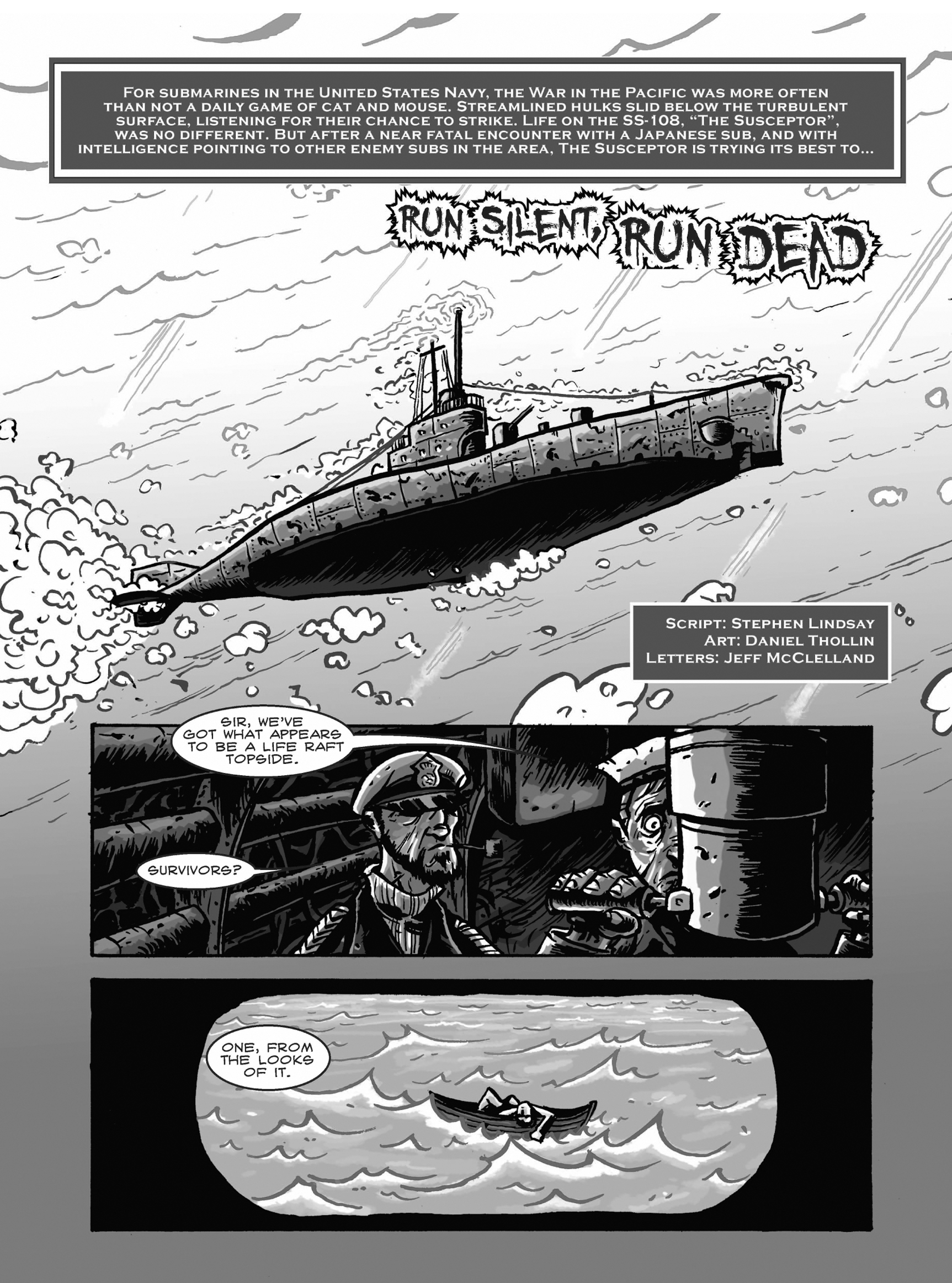 Read online FUBAR comic -  Issue #2 - 68