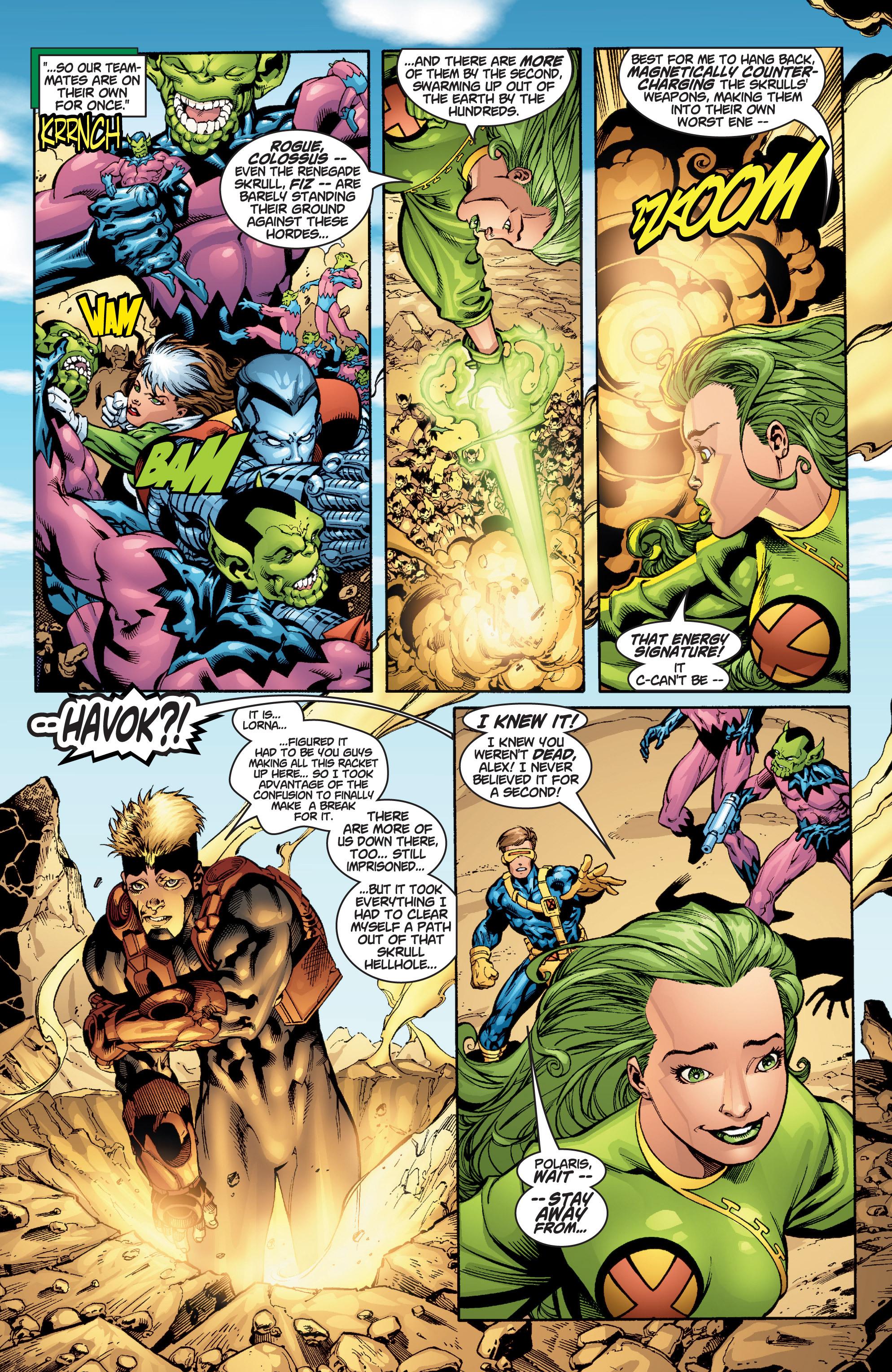 Read online Uncanny X-Men (1963) comic -  Issue #377 - 12