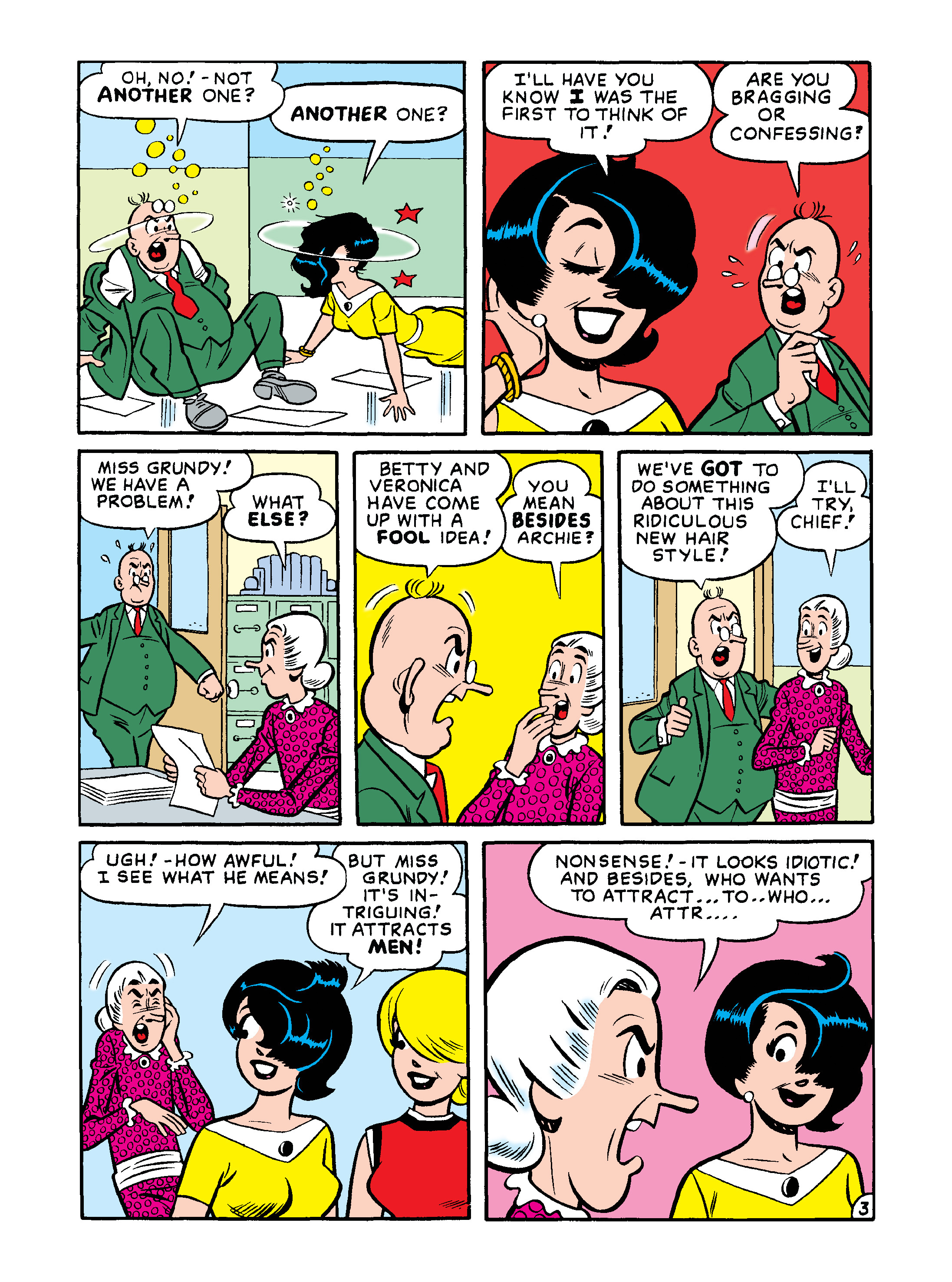 Read online Archie 75th Anniversary Digest comic -  Issue #4 - 171