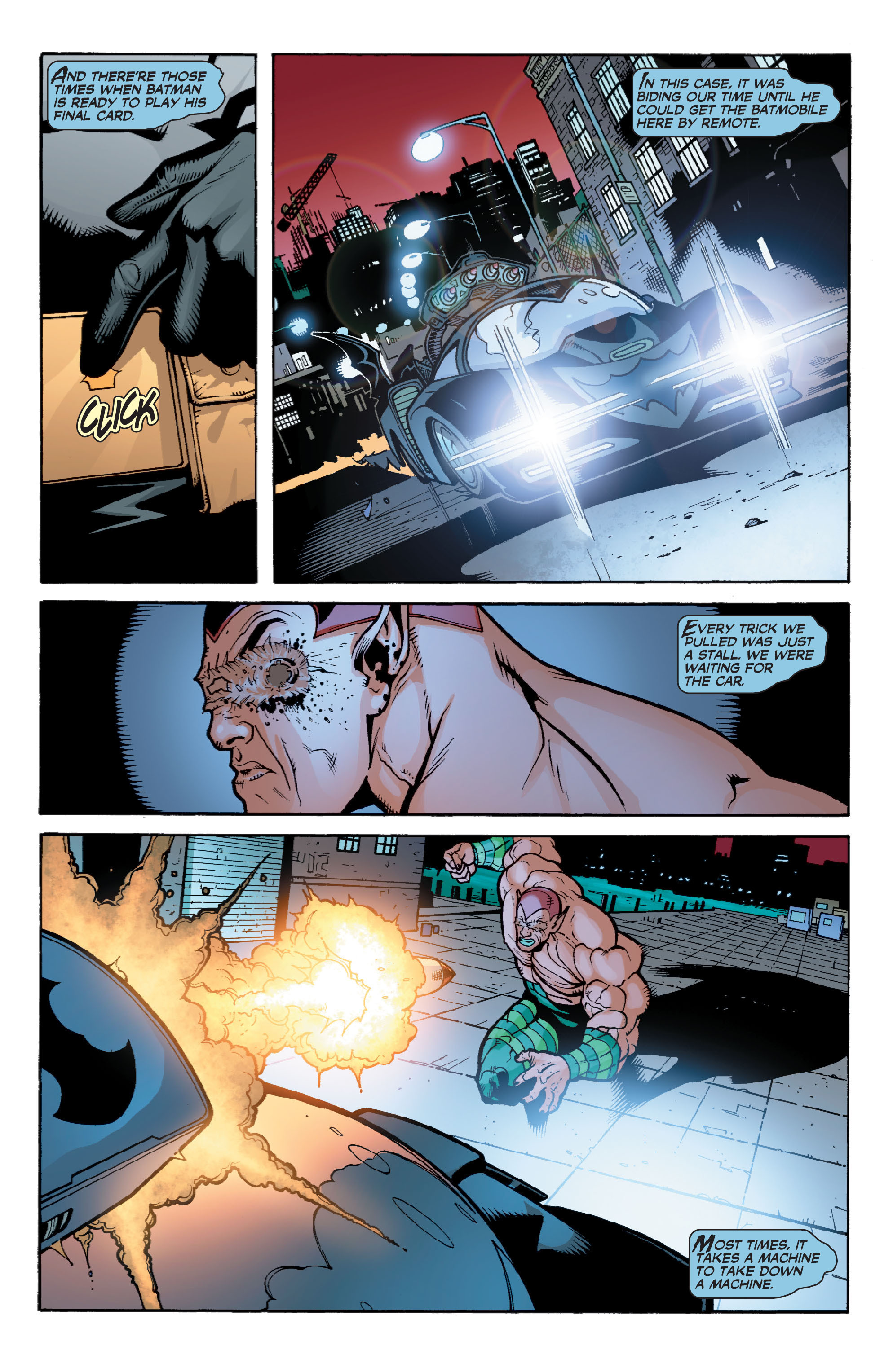 Read online Batman: Under The Red Hood comic -  Issue # Full - 72