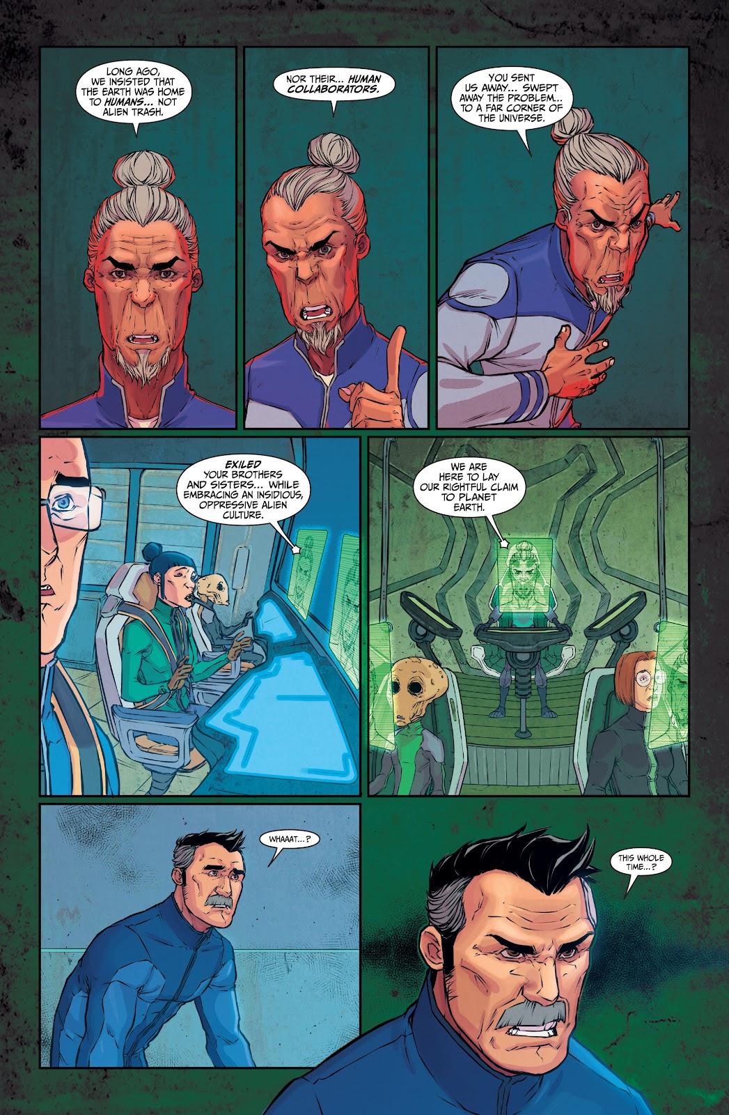 Exilium issue 6 - Page 29