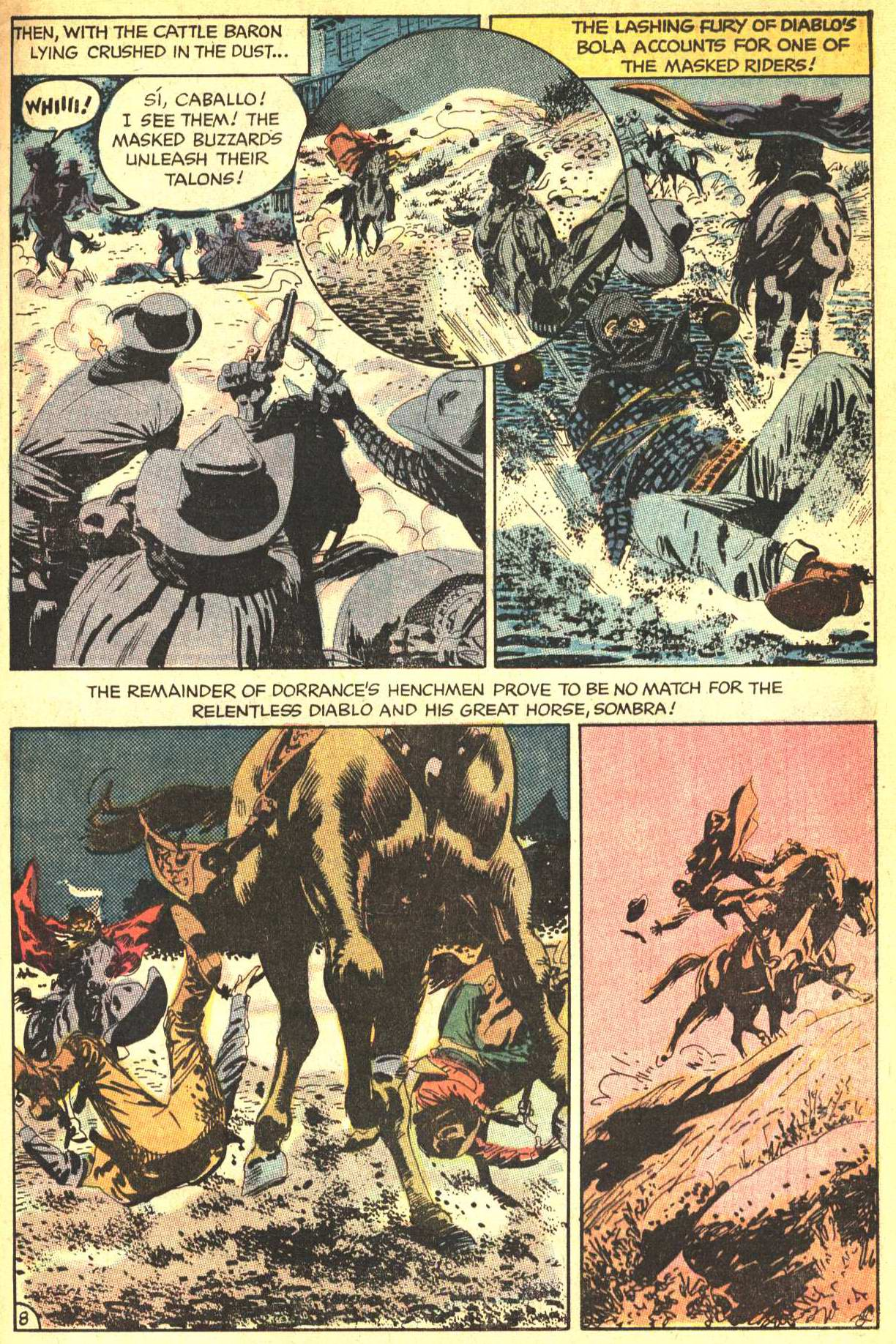 Read online All-Star Western (1970) comic -  Issue #4 - 25