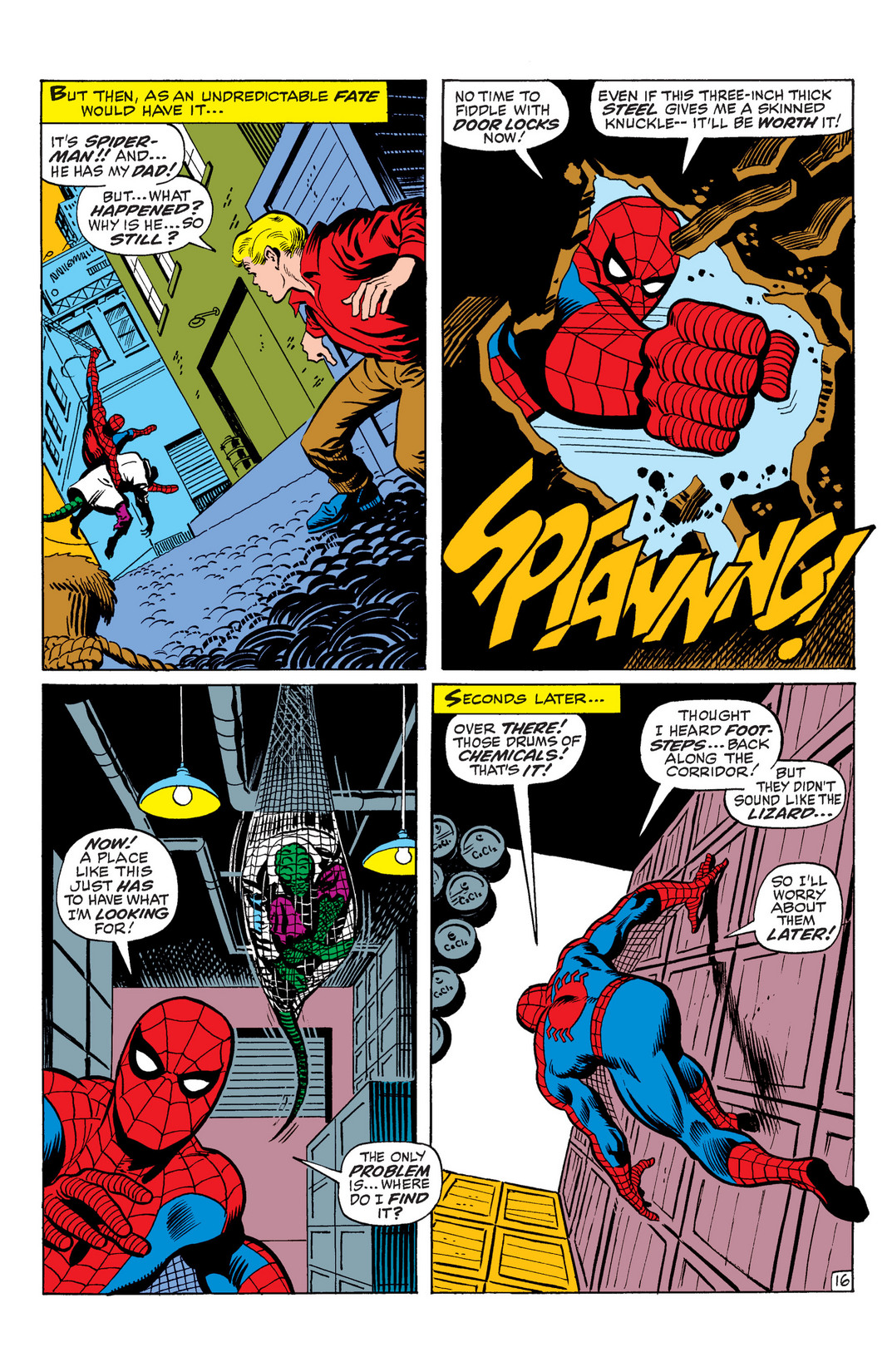 The Amazing Spider-Man (1963) 77 Page 16